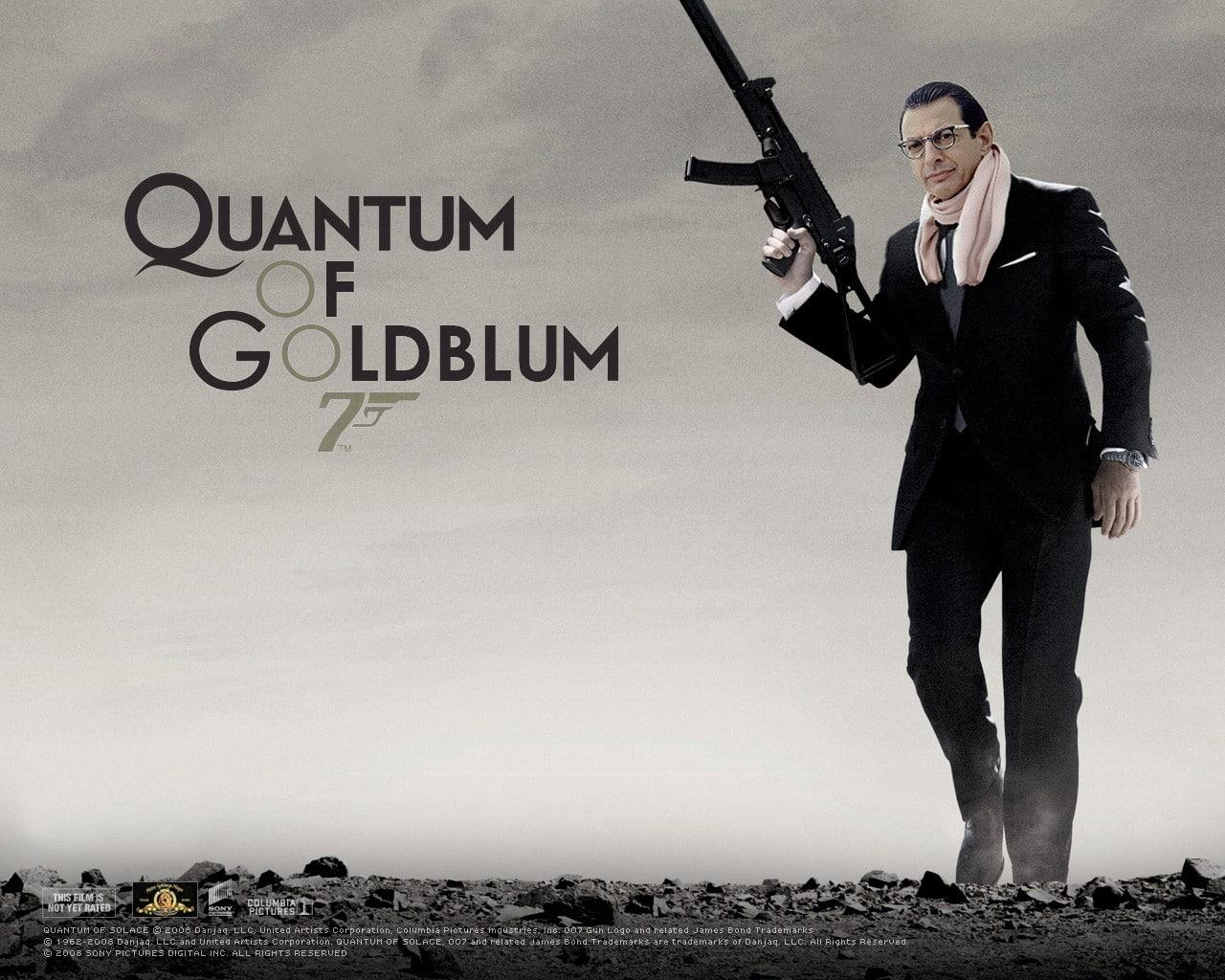 HD wallpaper: jeff goldblum quantum of solace actors 1280x1024