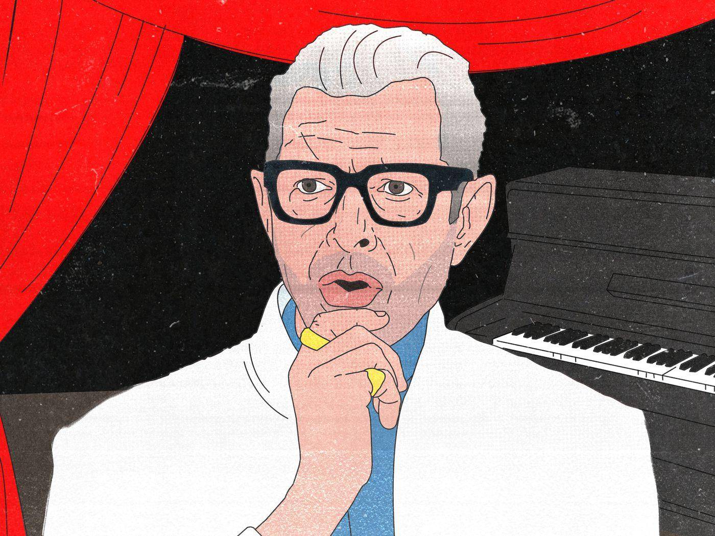 Jeff Goldblum's Jazz Album Offers the Jeff Goldblum Experience You