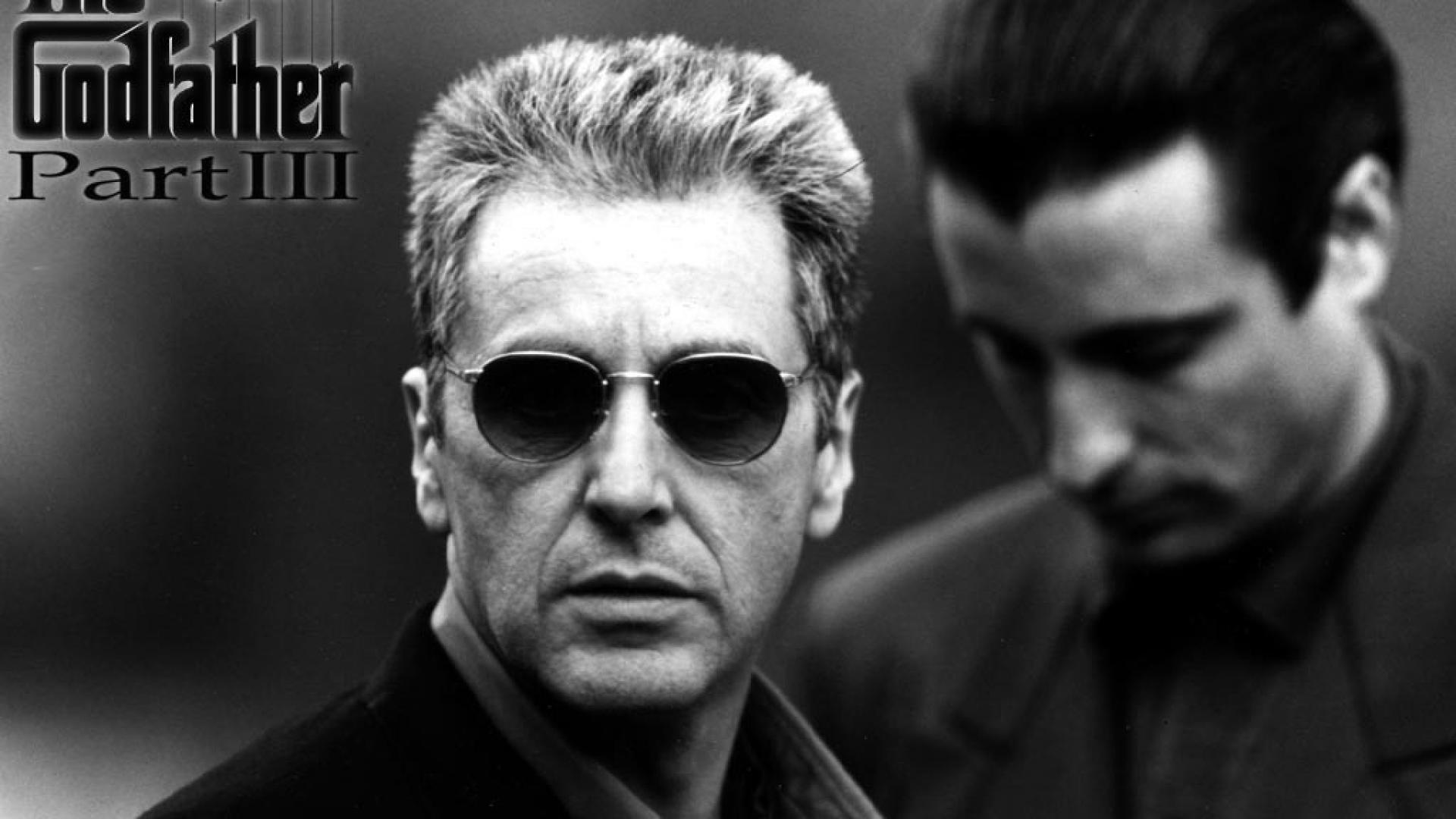 Al pacino andy garcia godfather: part iii wallpapers