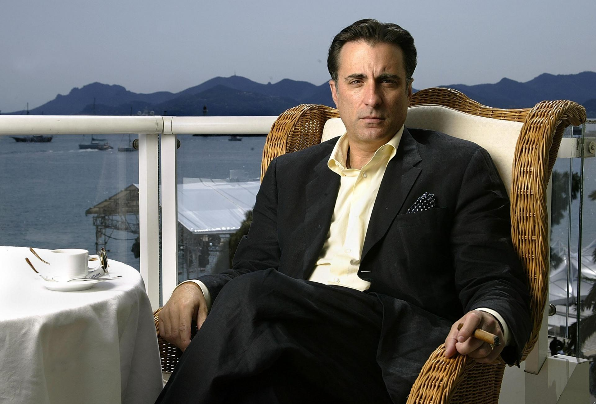 Gallery Tabloid Actor: Andy Garcia