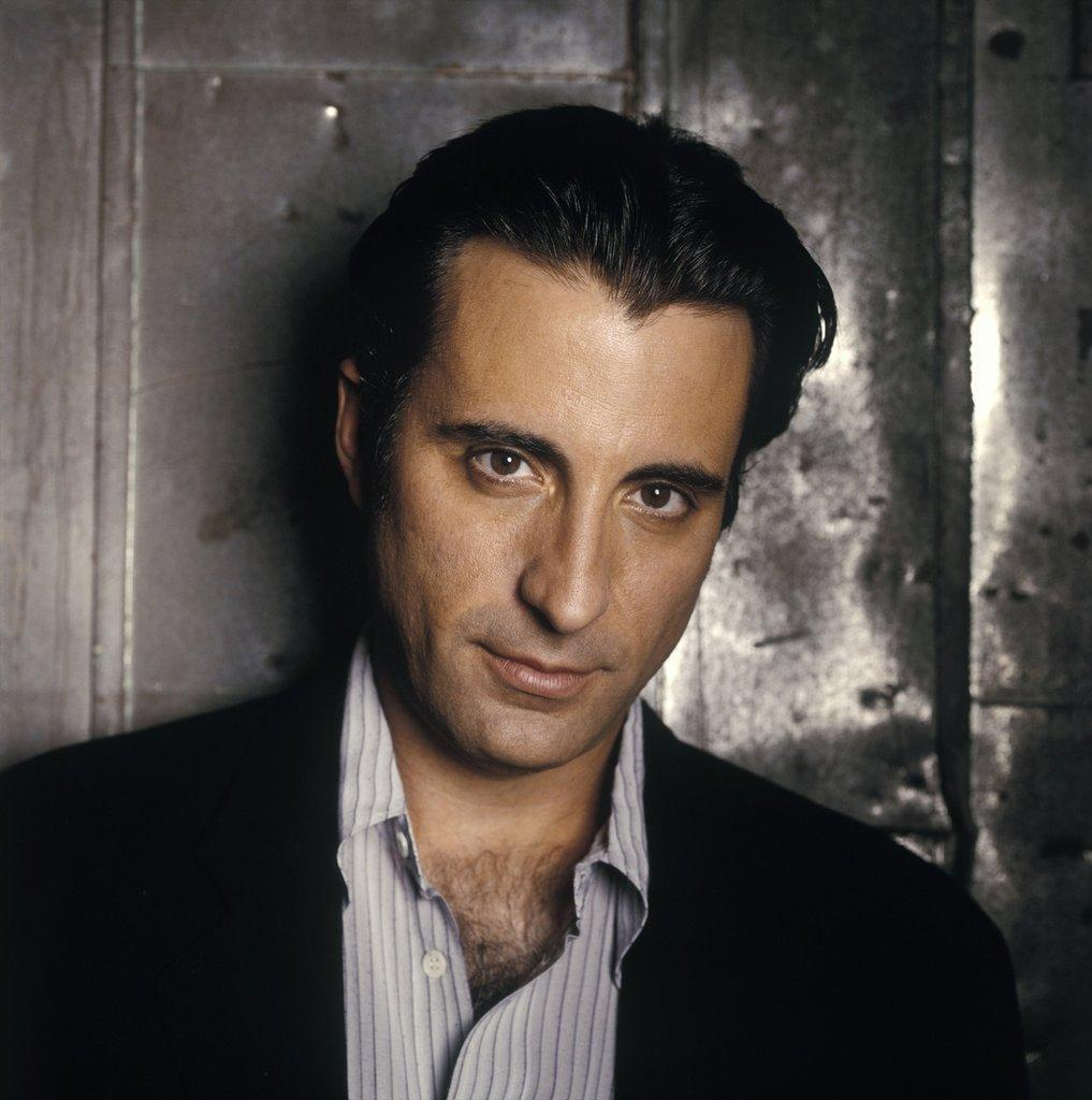 Andy Garcia : Stylish Cubano
