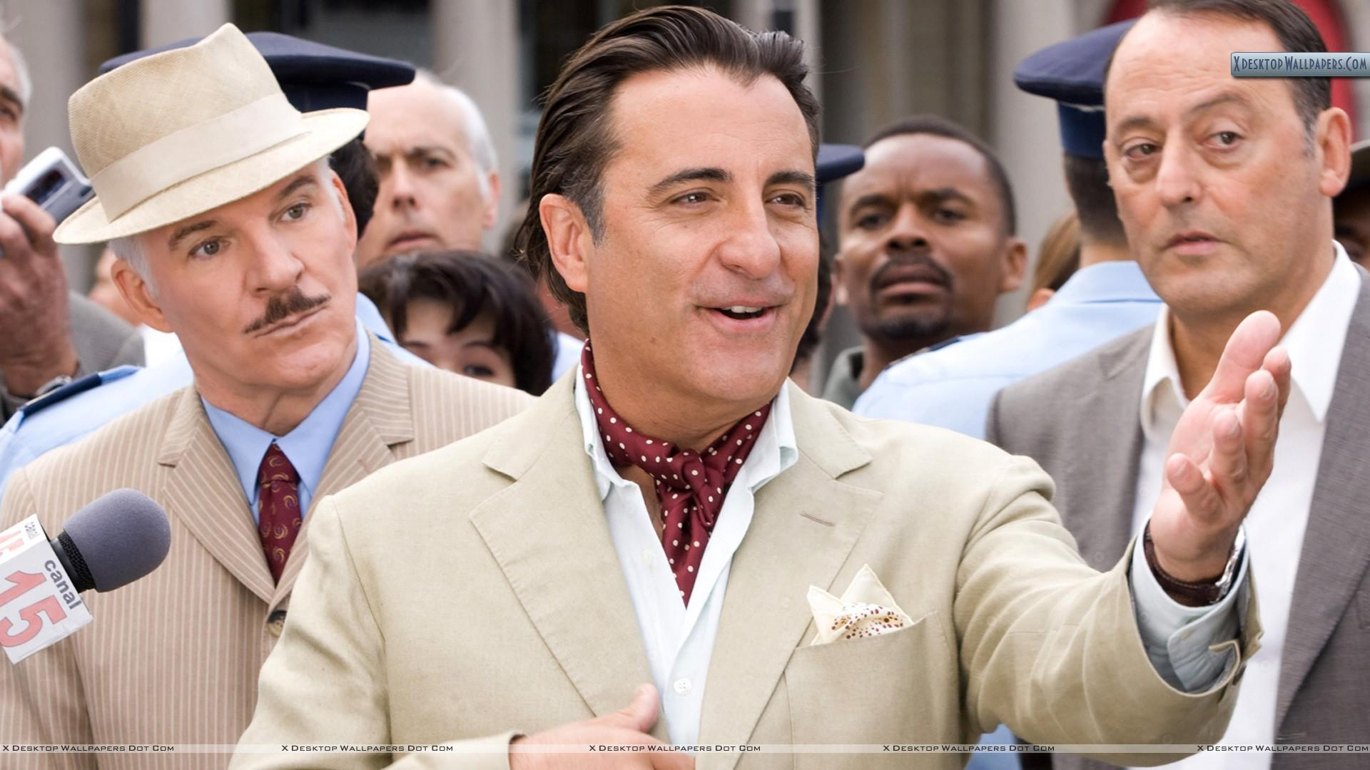 Andy Garcia Talking In The Pink Panther Wallpapers