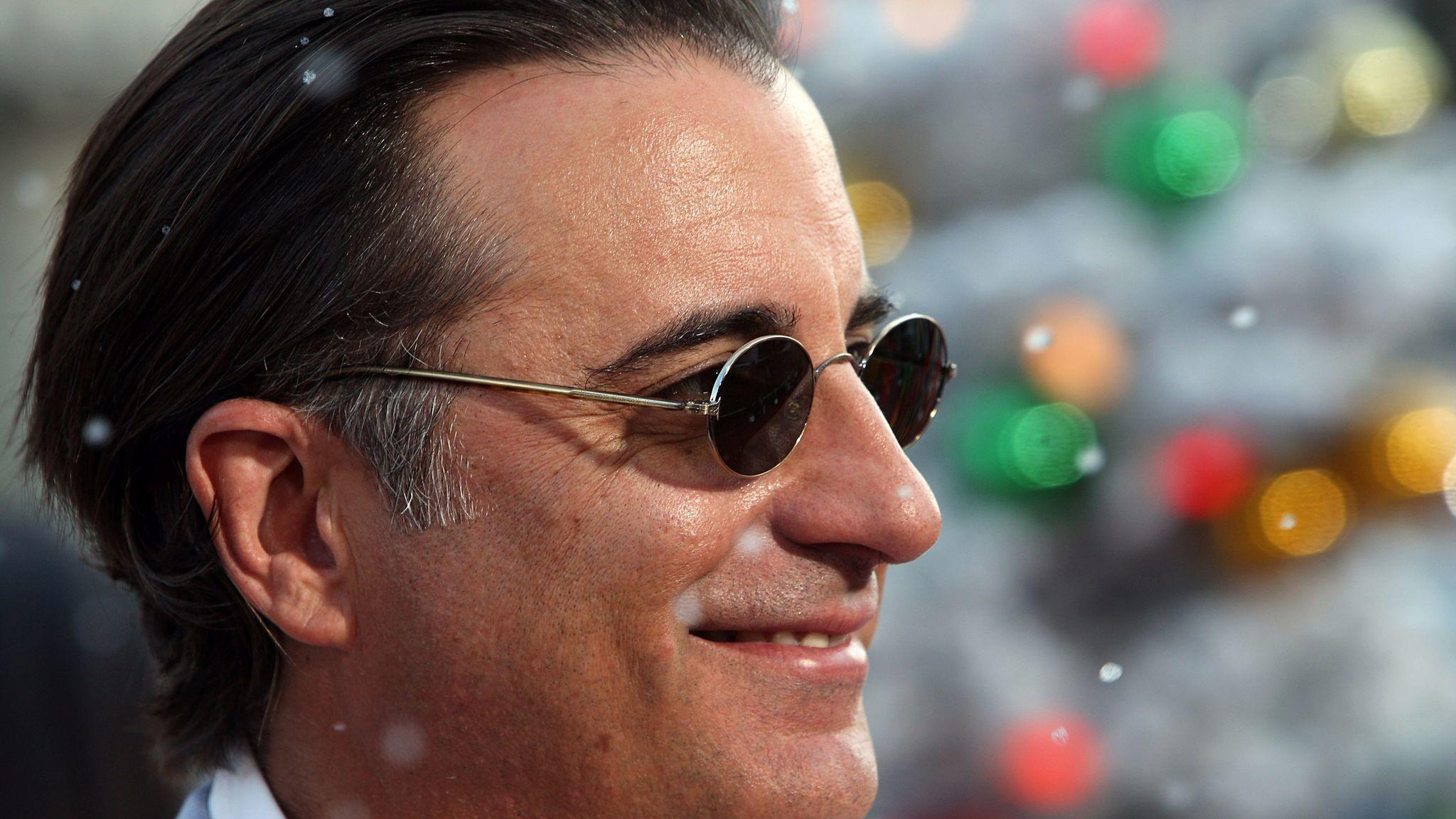 Miami's Andy Garcia cast in 'Book Club' movie about 'Fifty Shades of