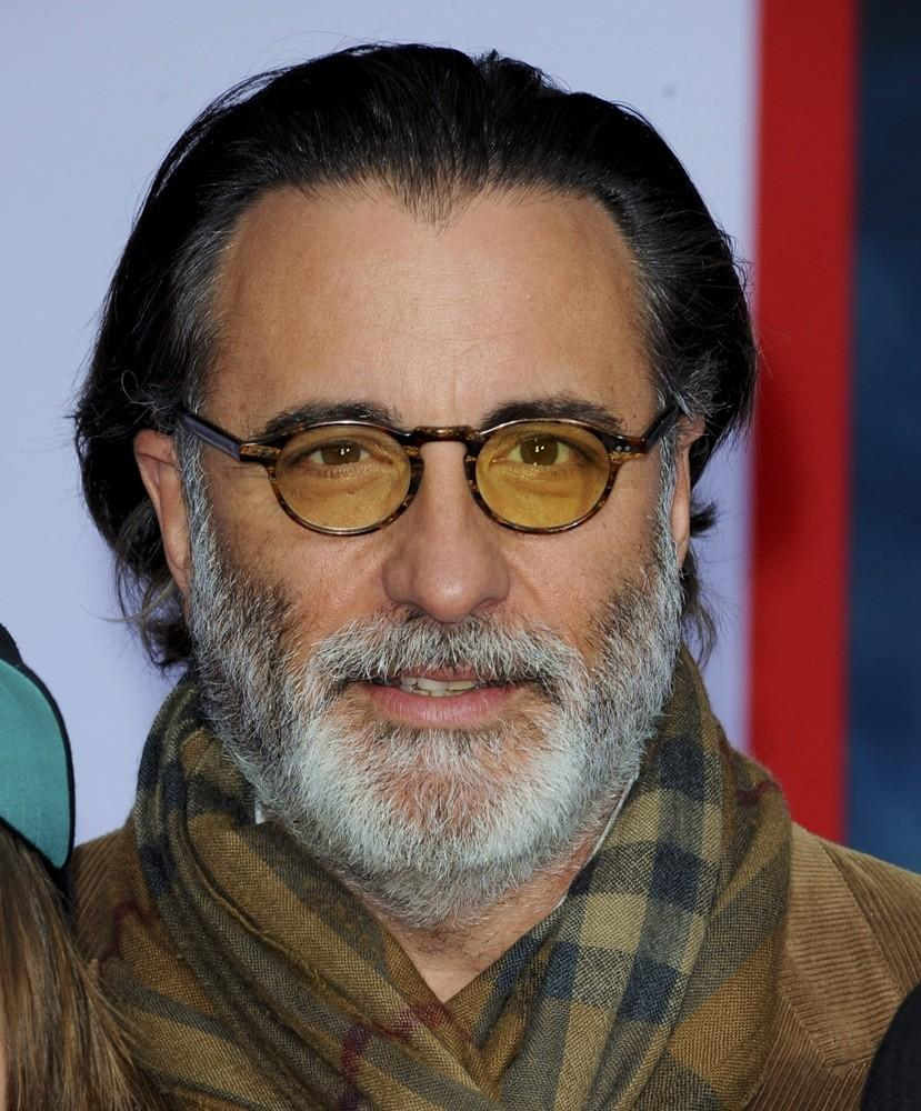 Andy Garcia Photo Gallery