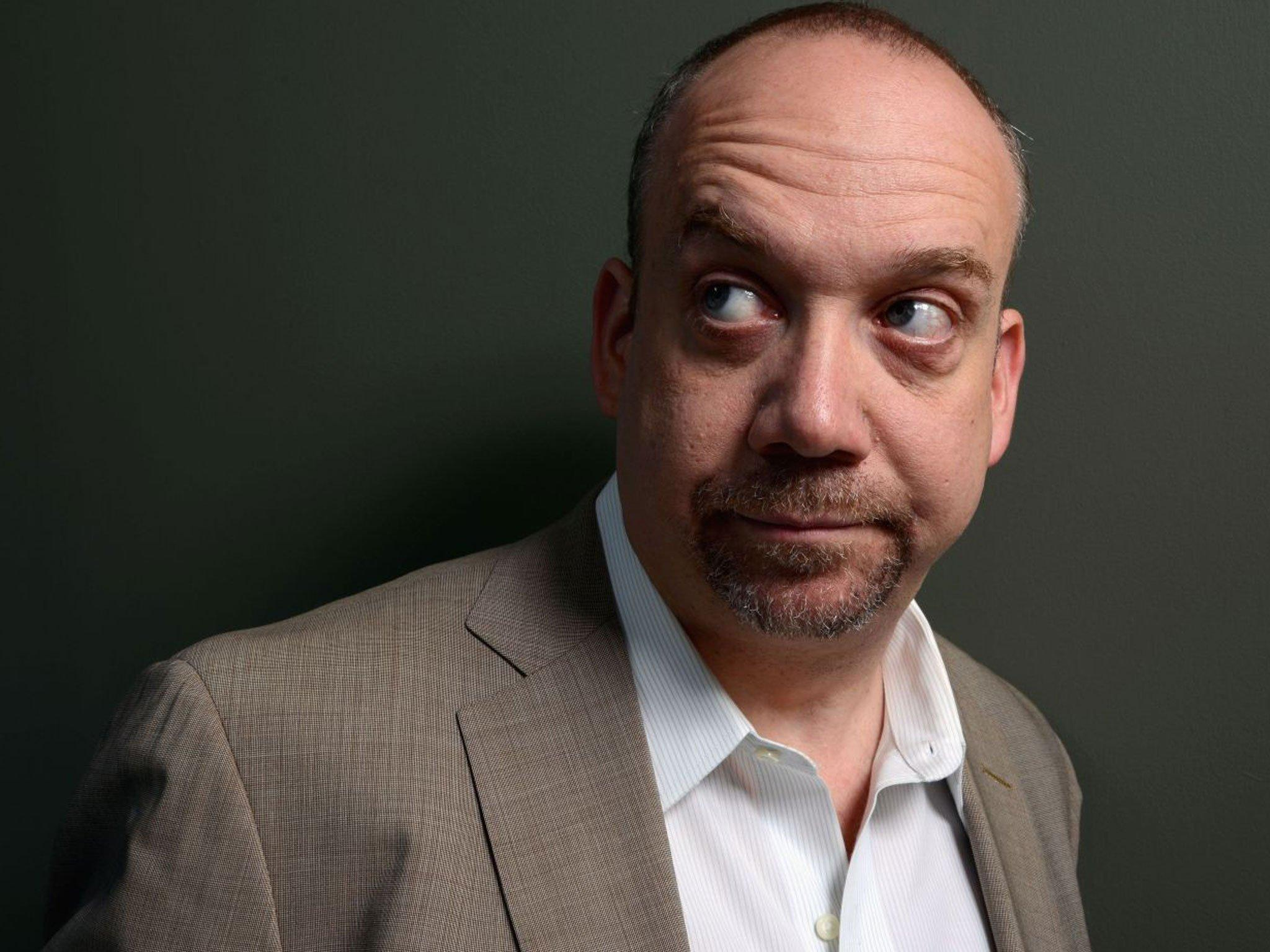 Interview: Paul Giamatti