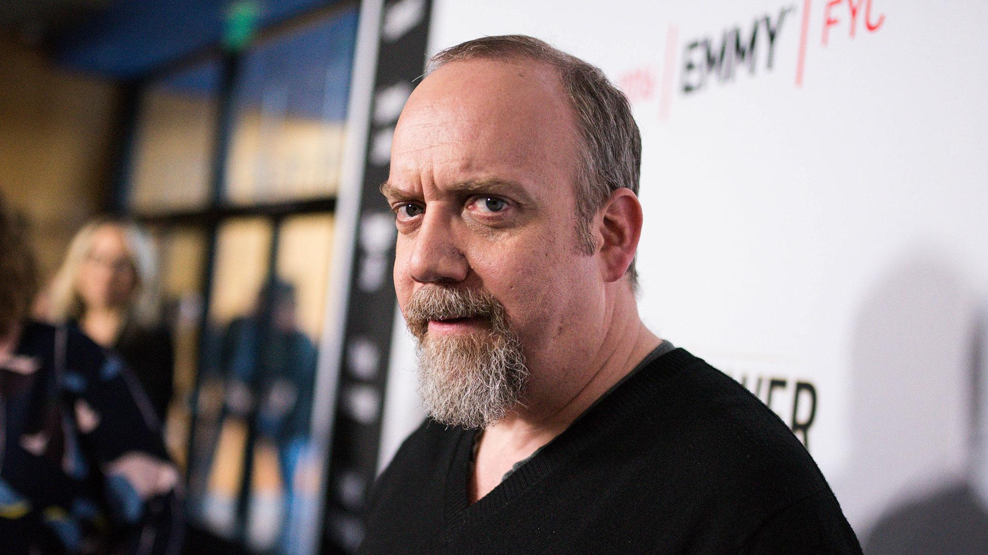 Paul Giamatti: Acting is harder than I thought it would be