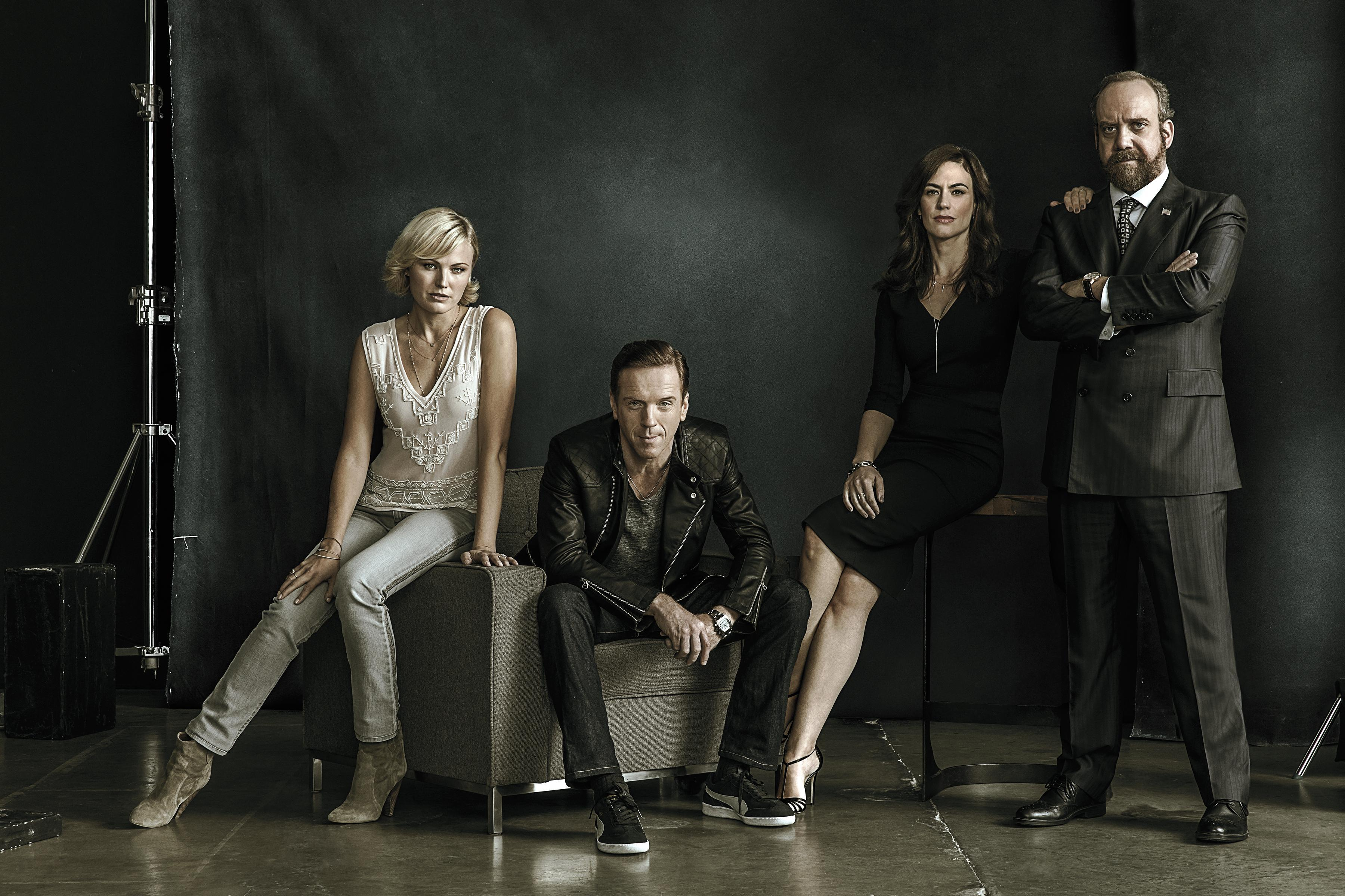 Showtime Takes Aim At Wall Street In New Show 'Billions'