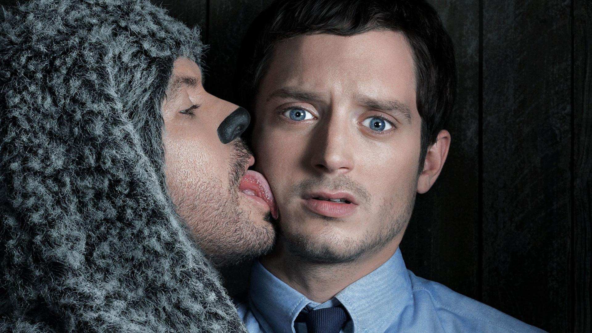 Download wallpapers 1920x1080 wilfred, jason gann, elijah wood, ryan