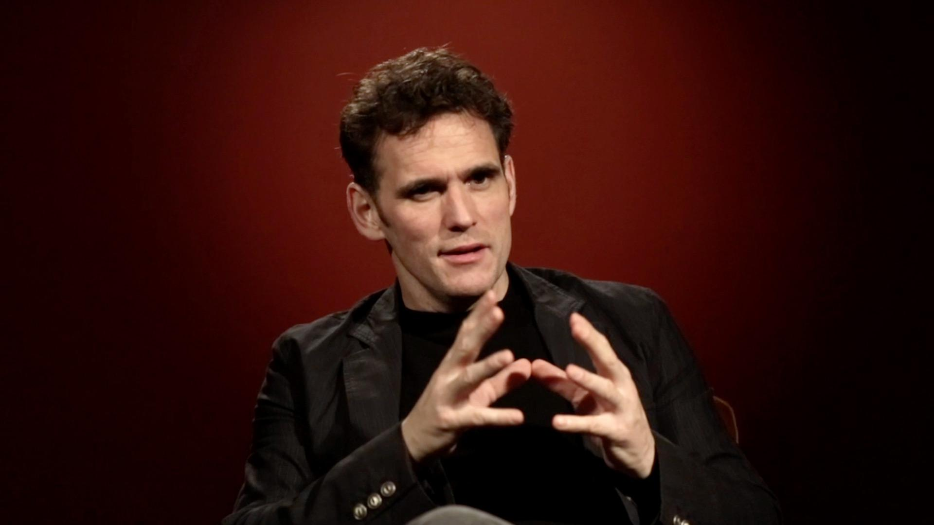 Matt Dillon at Savannah Film Festival
