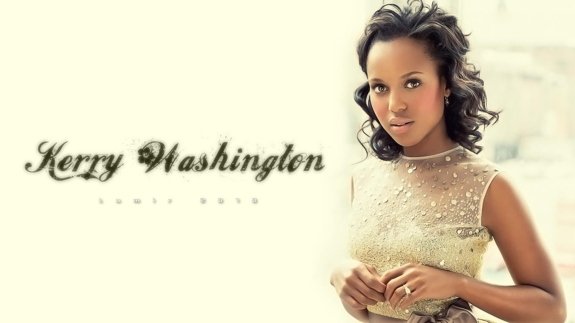 Kerry Washington Wallpapers 4
