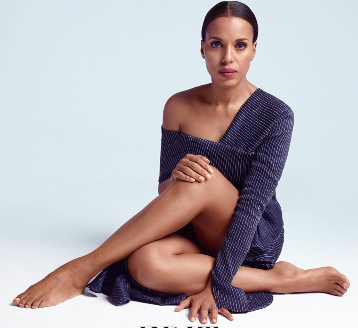 38 Hot Pictures Of Kerry Washington Are Delight For Fans