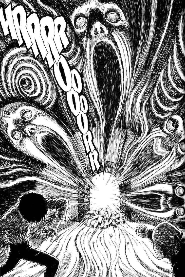 Junji Ito Wallpapers - Wallpaper Cave