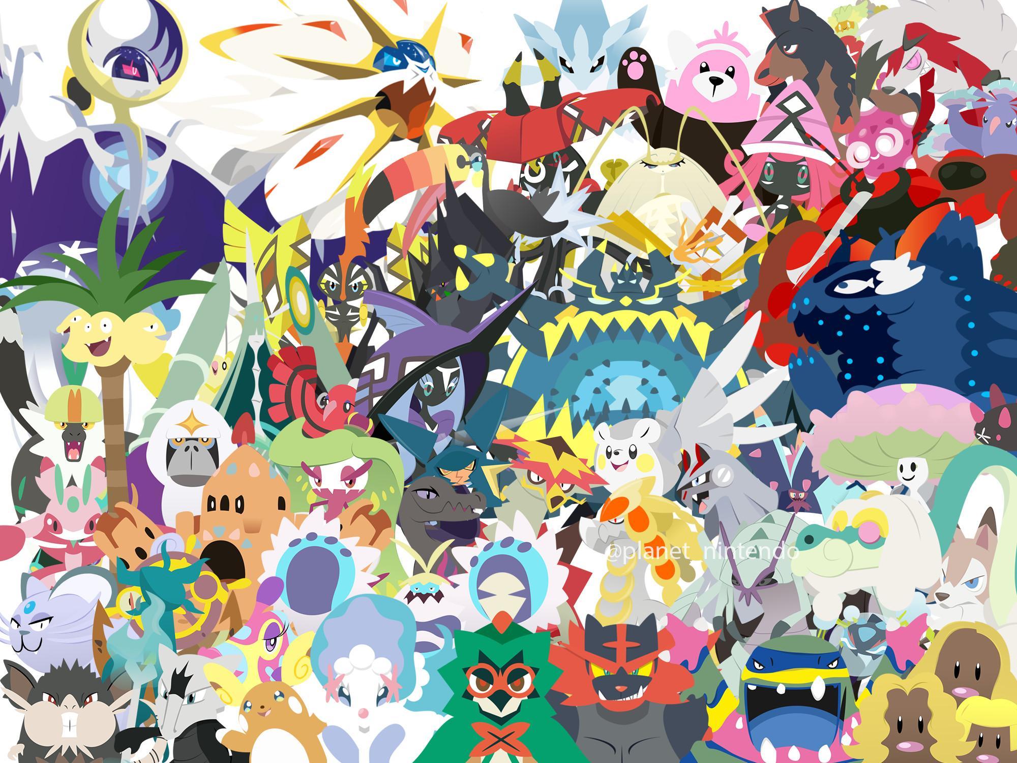 Pokémon Generation 8 Wallpapers Wallpaper Cave