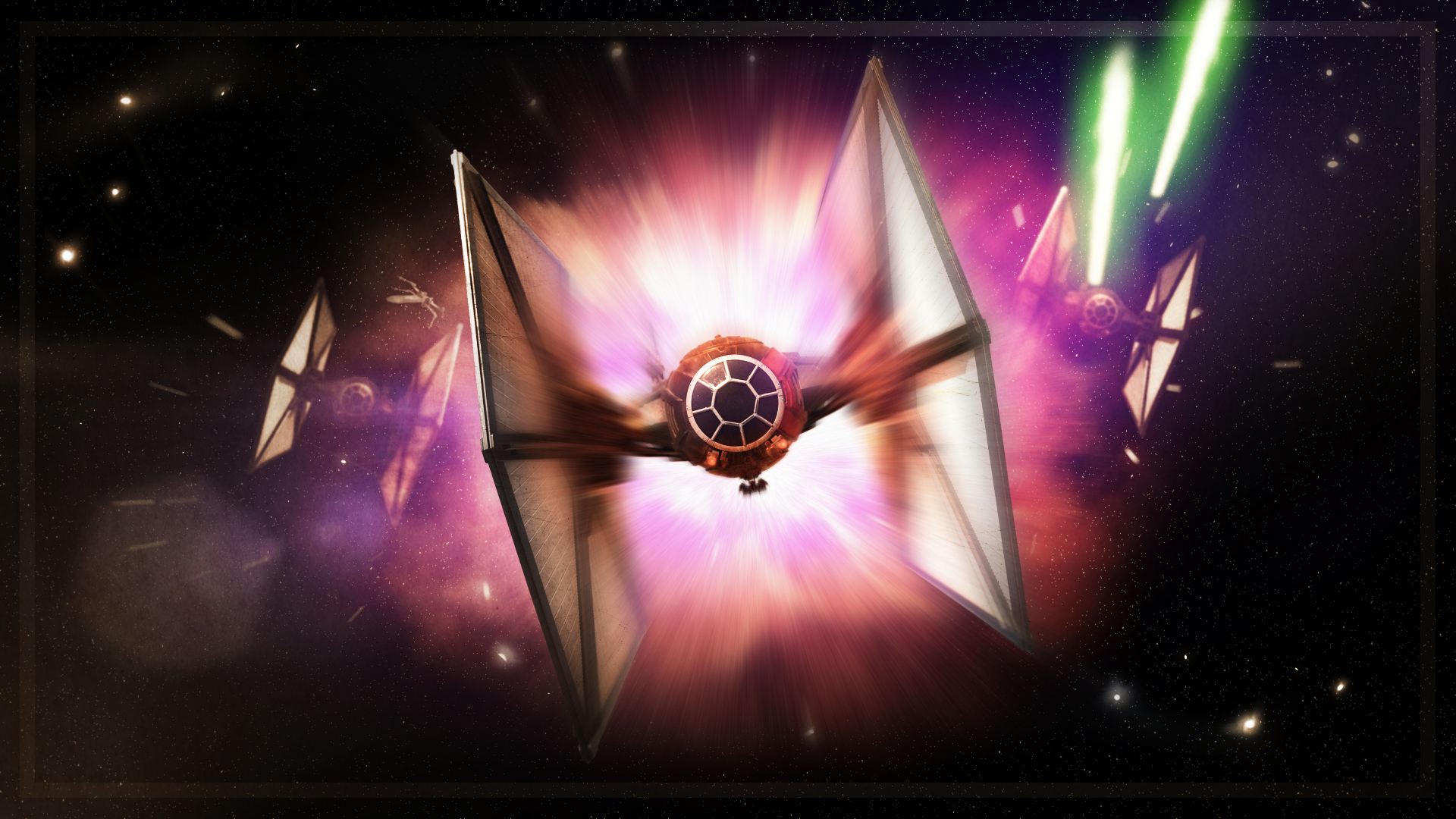 Star Wars Tie Fighter Wallpapers Wallpaper Cave