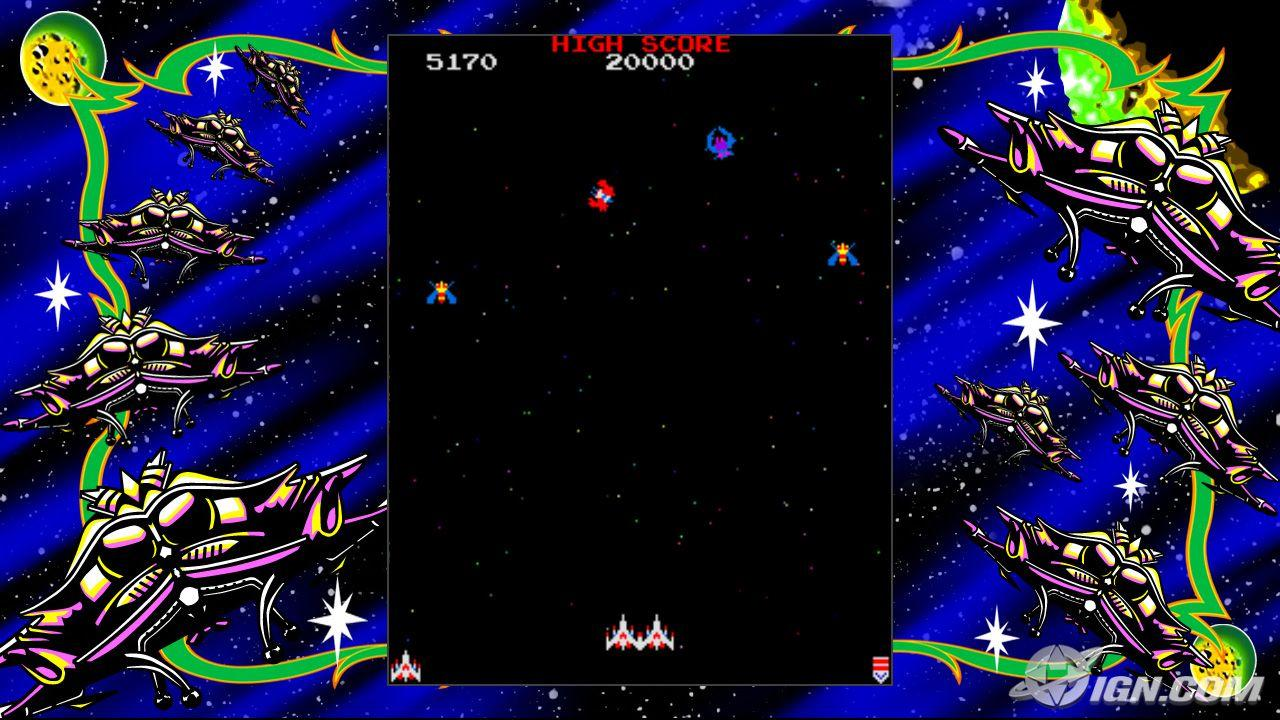 Galaga Screenshots, Pictures, Wallpapers