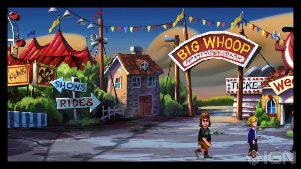 Monkey Island 2: LeChuck's Revenge Screenshots, Pictures, Wallpapers
