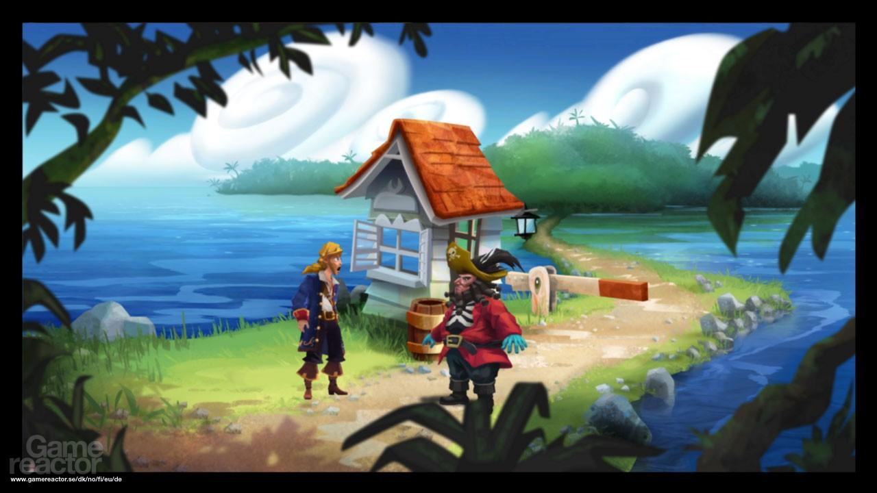 Pictures of Monkey Island 2 screenshots 6/8