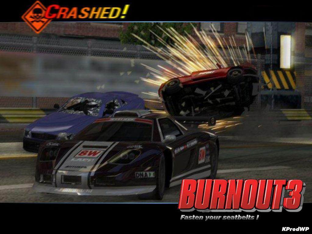 Burnout 3: Takedown Wallpapers - Wallpaper Cave