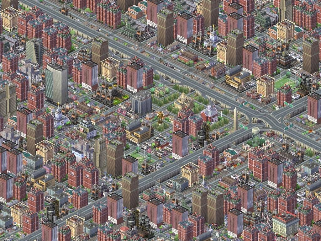 EA has been affected by open source SimCity 2000