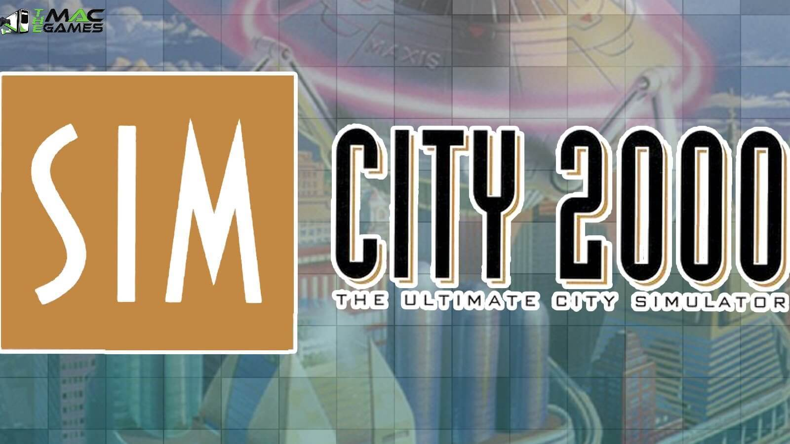 SimCity 2000 Special Edition MacOSX Free Download