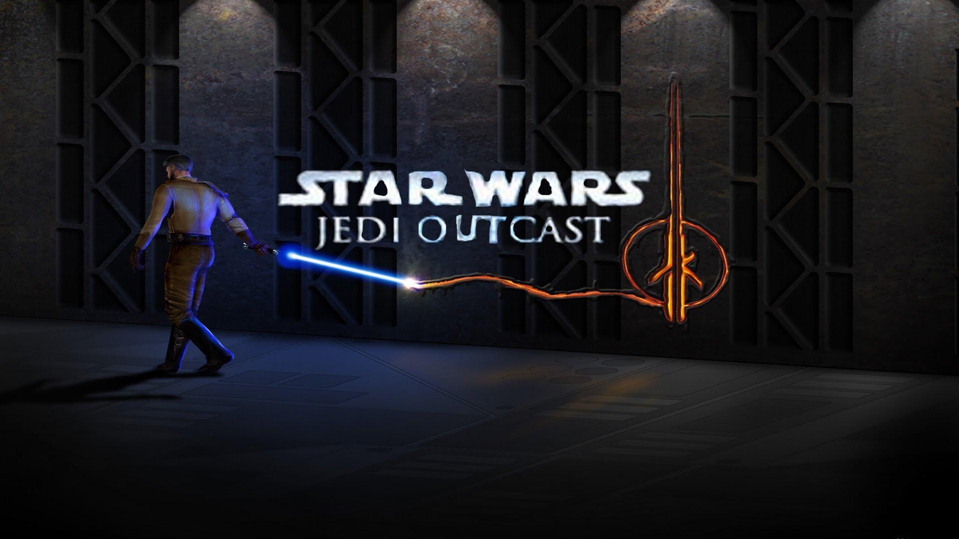 Star Wars Jedi Knight Ii Jedi Outcast Wallpapers Wallpaper Cave