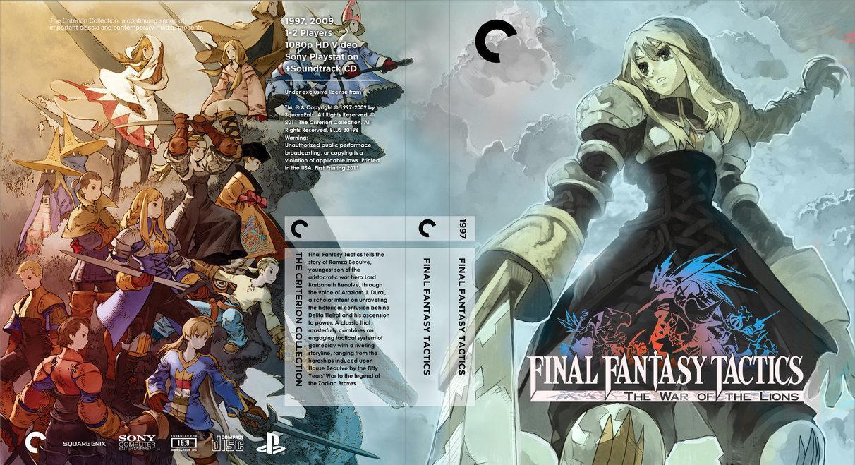 Final Fantasy Tactics Wallpapers Wallpaper Cave