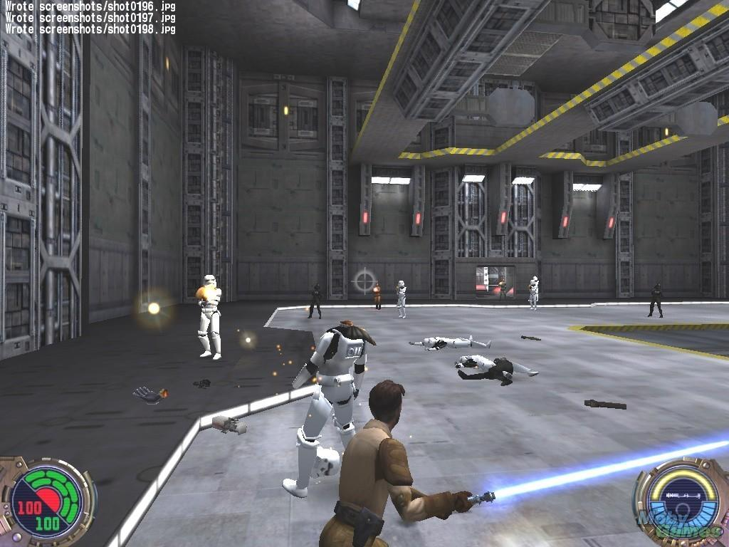 star wars jedi knight 2 outcast cheats mac