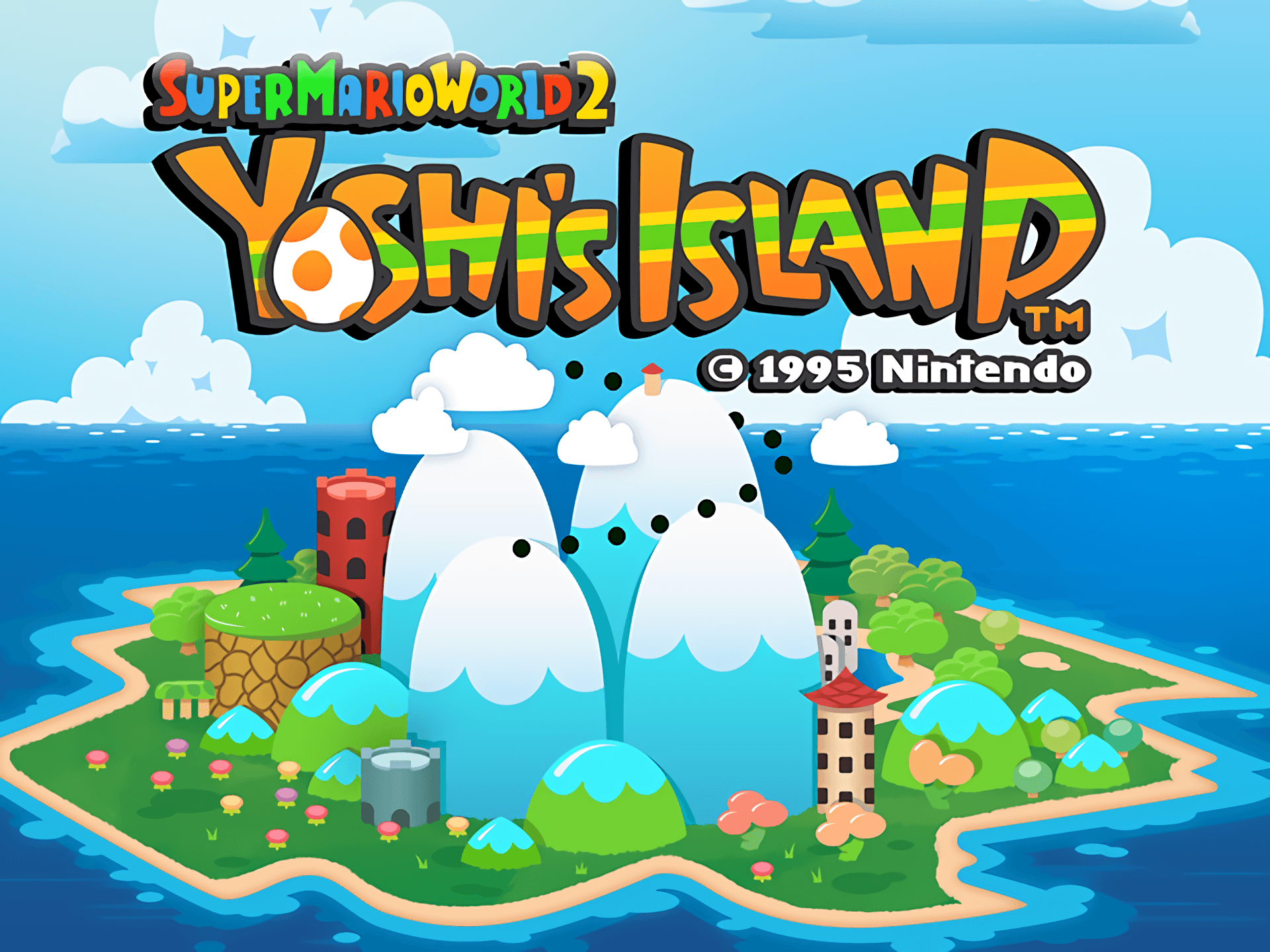 super mario world 2 yoshis island download free