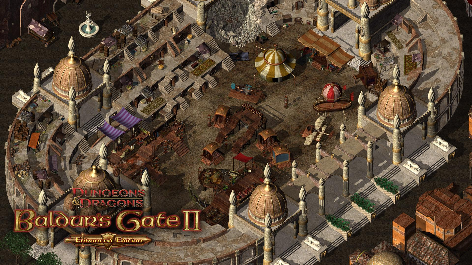 Baldur's Gate II: Enhanced Edition comes to Android for $9.99