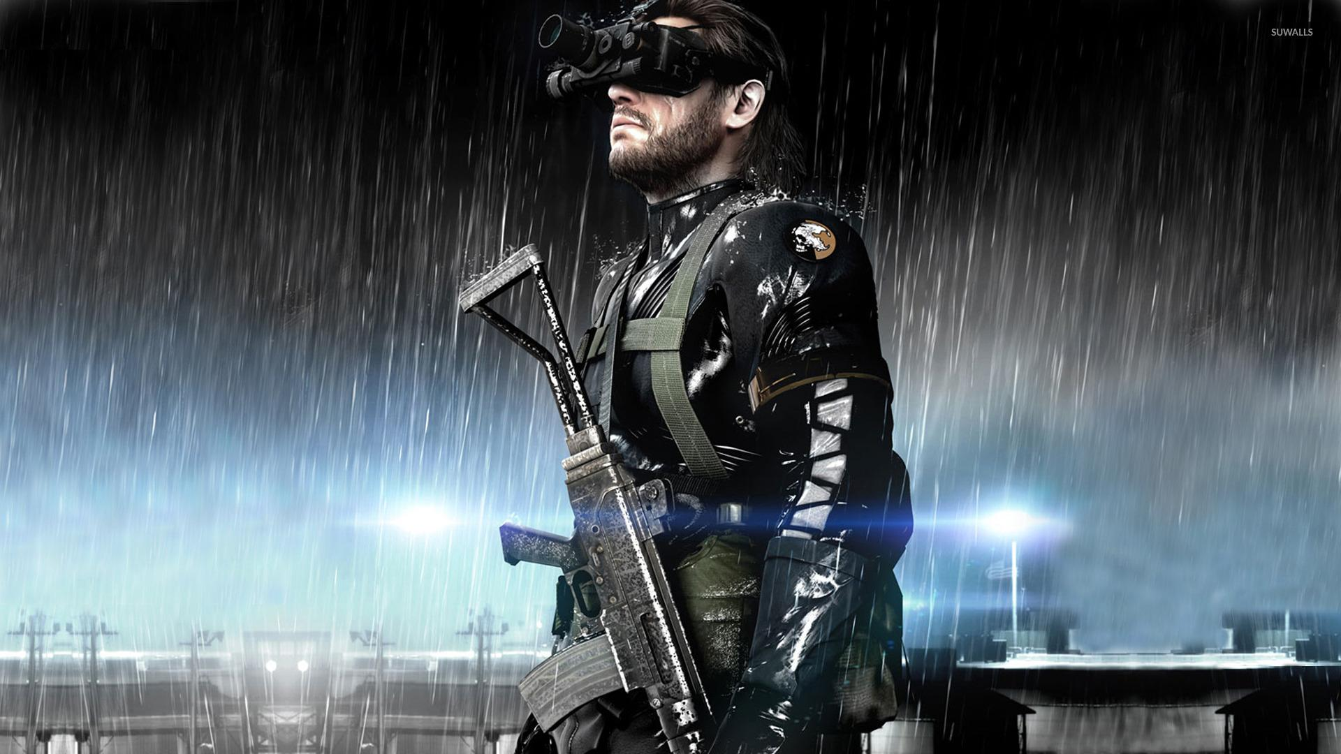 Metal Gear Solid 2: Sons Of Liberty Wallpapers - Wallpaper ...