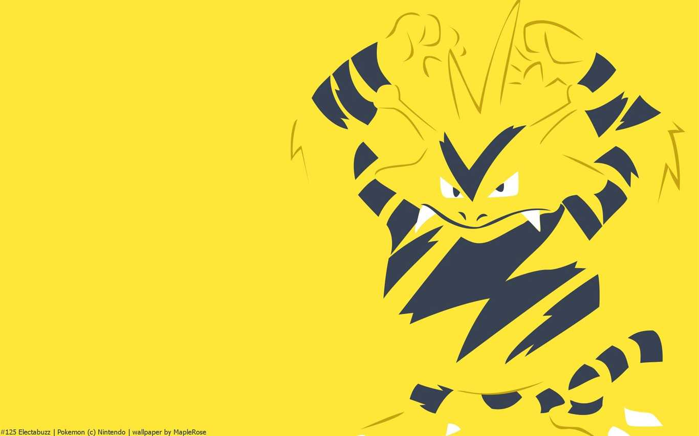 Pokemon Yellow Wallpapers Hd Wallpapers Pictures