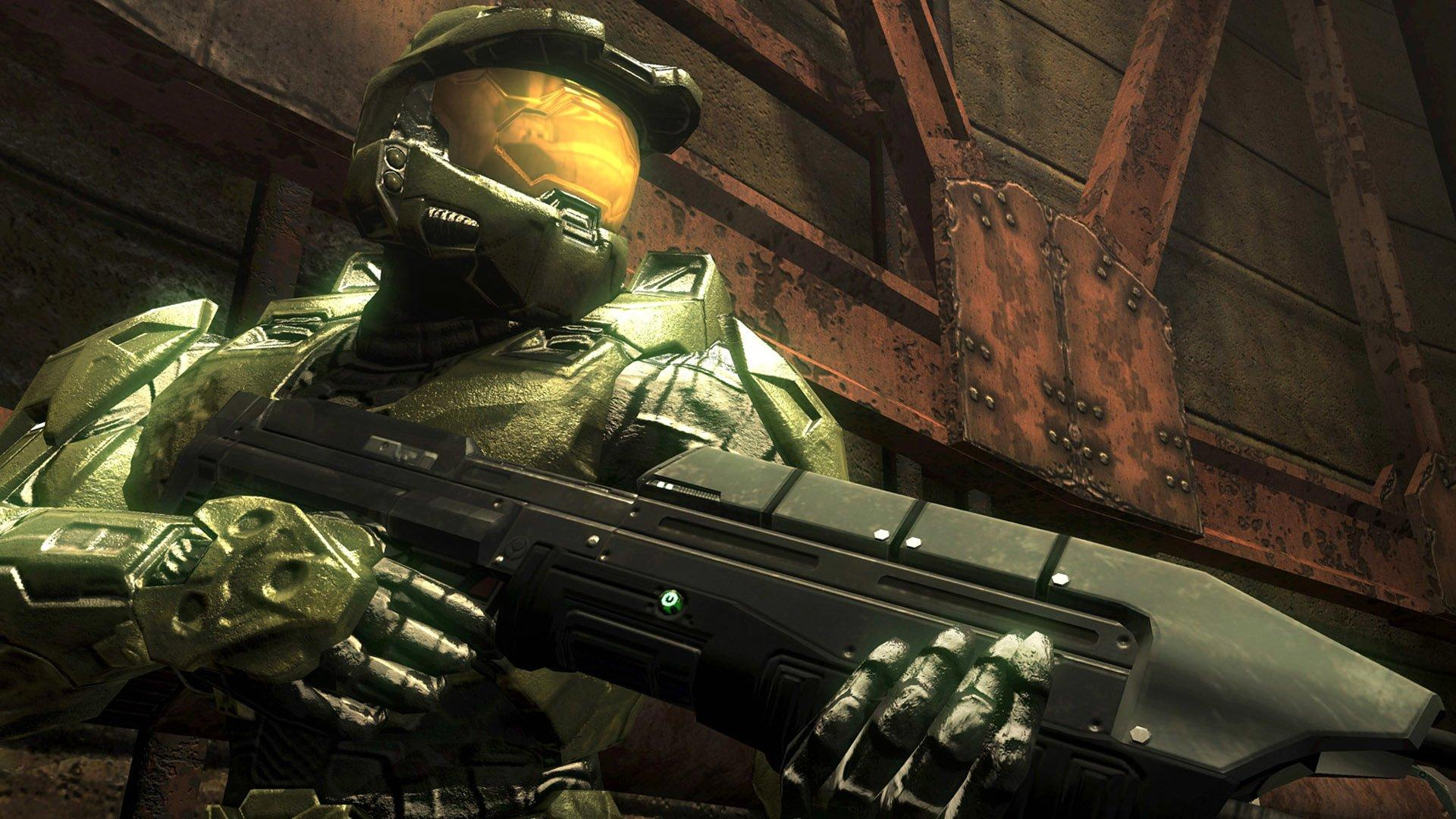 Halo: Combat Evolved Wallpapers - Wallpaper Cave