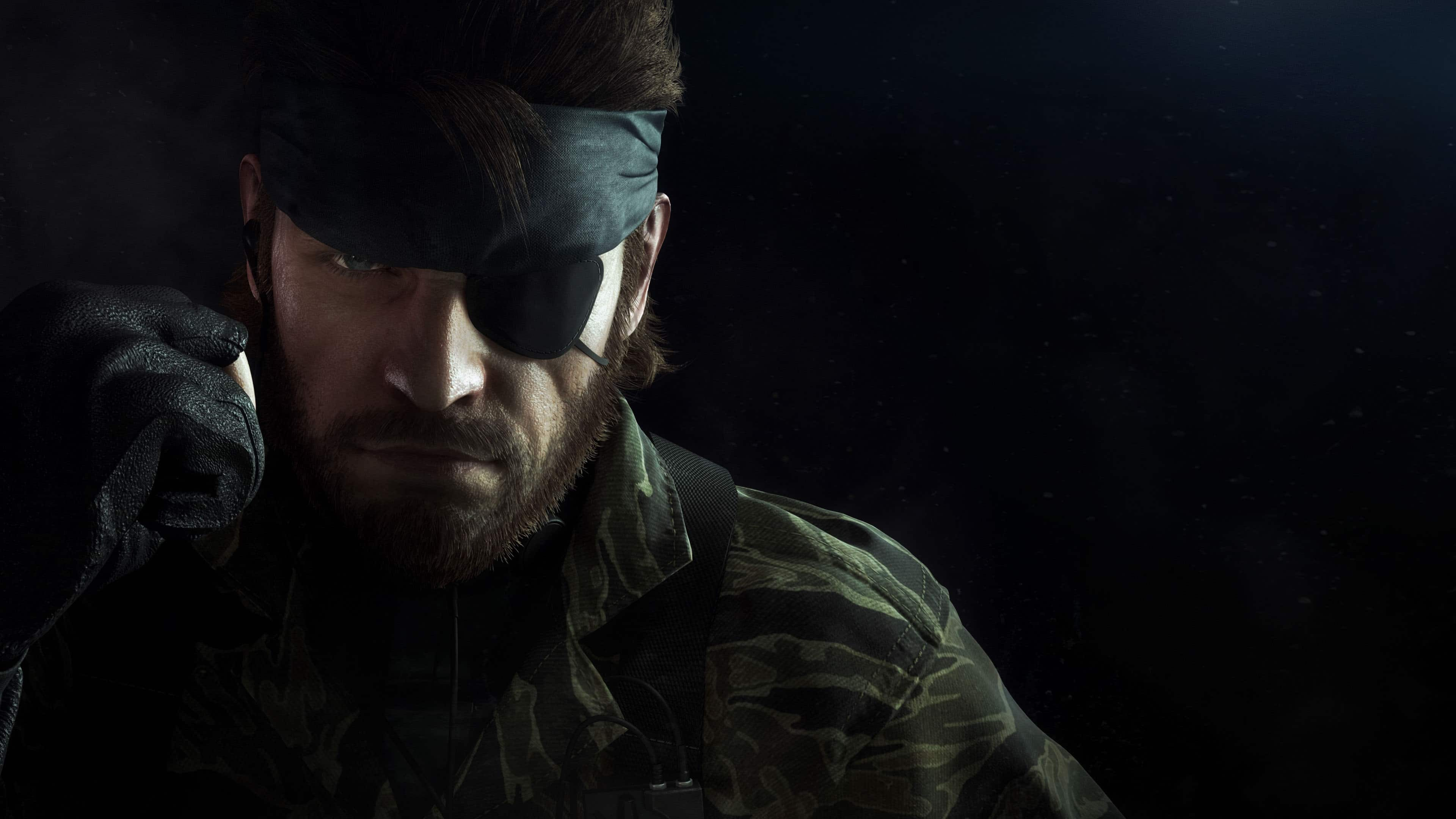 Metal Gear Solid 3 Snake Eater Wallpapers Wallpaper Cave