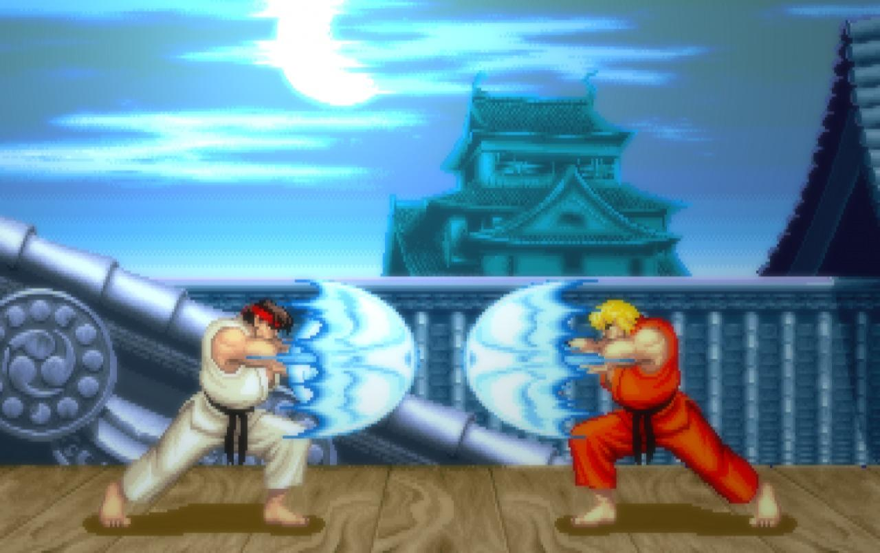 Retro: Street Fighter 2 wallpapers