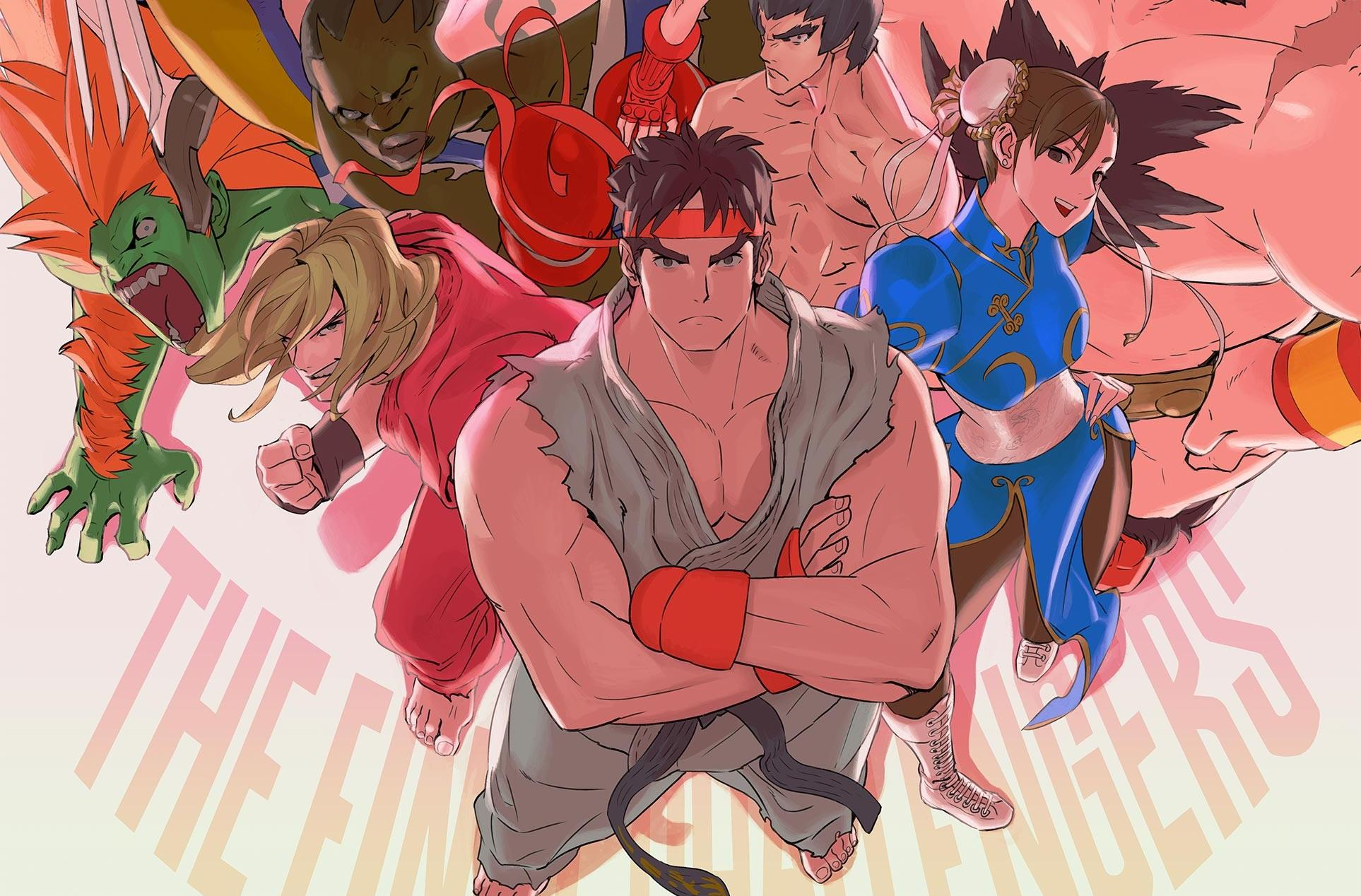 Ultra Street Fighter II Releases on May 26th