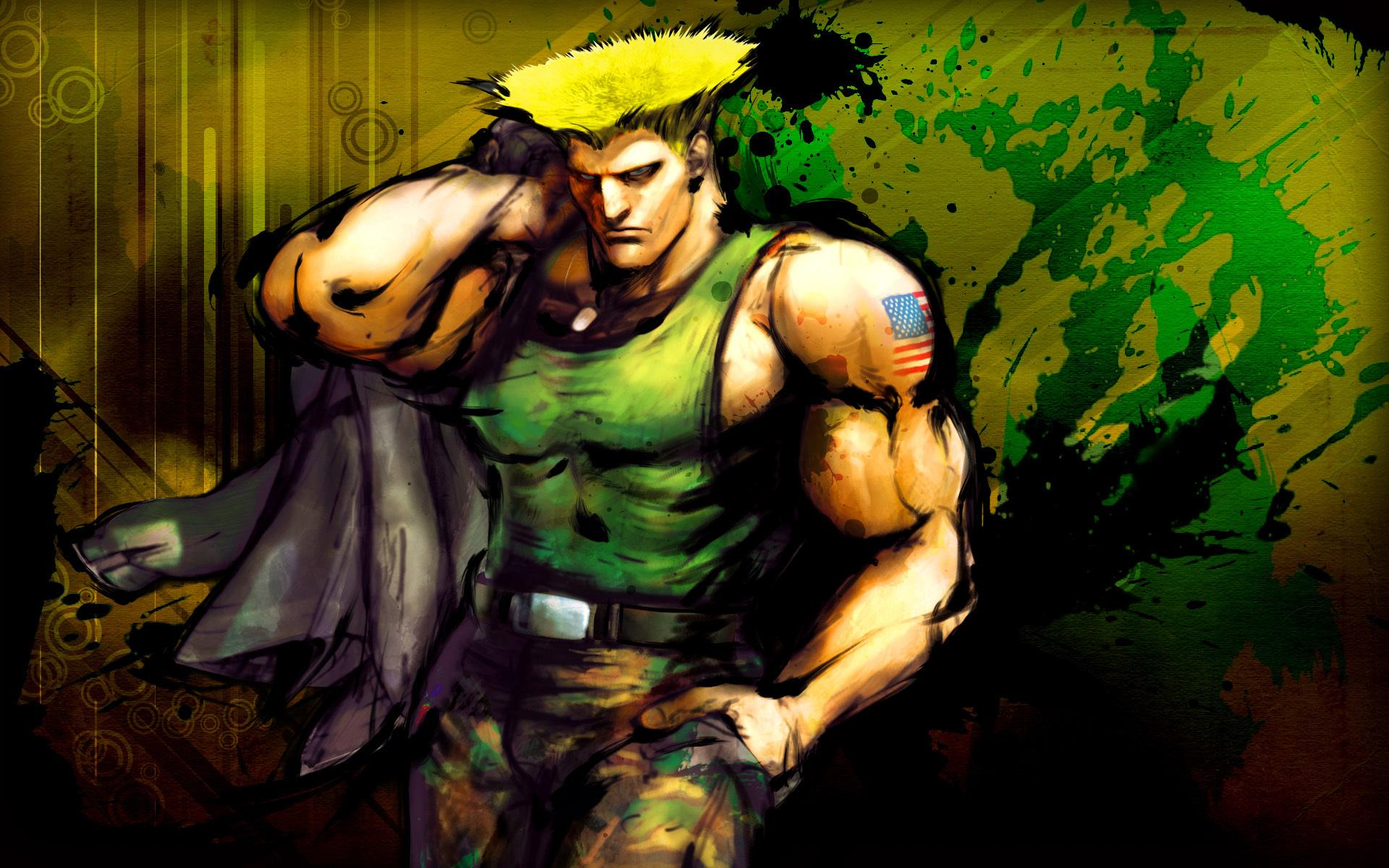 Street Fighter image Guile HD wallpapers and backgrounds photos