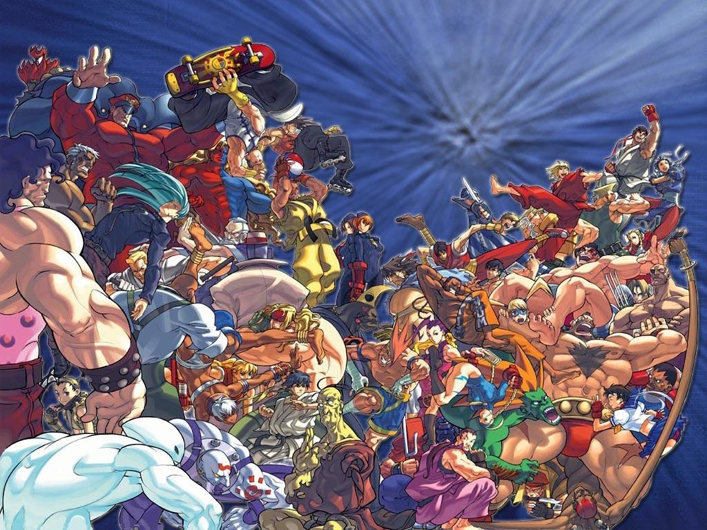 Street Fighter 2 Wallpapers Photo by Francisco Kelley 22.04
