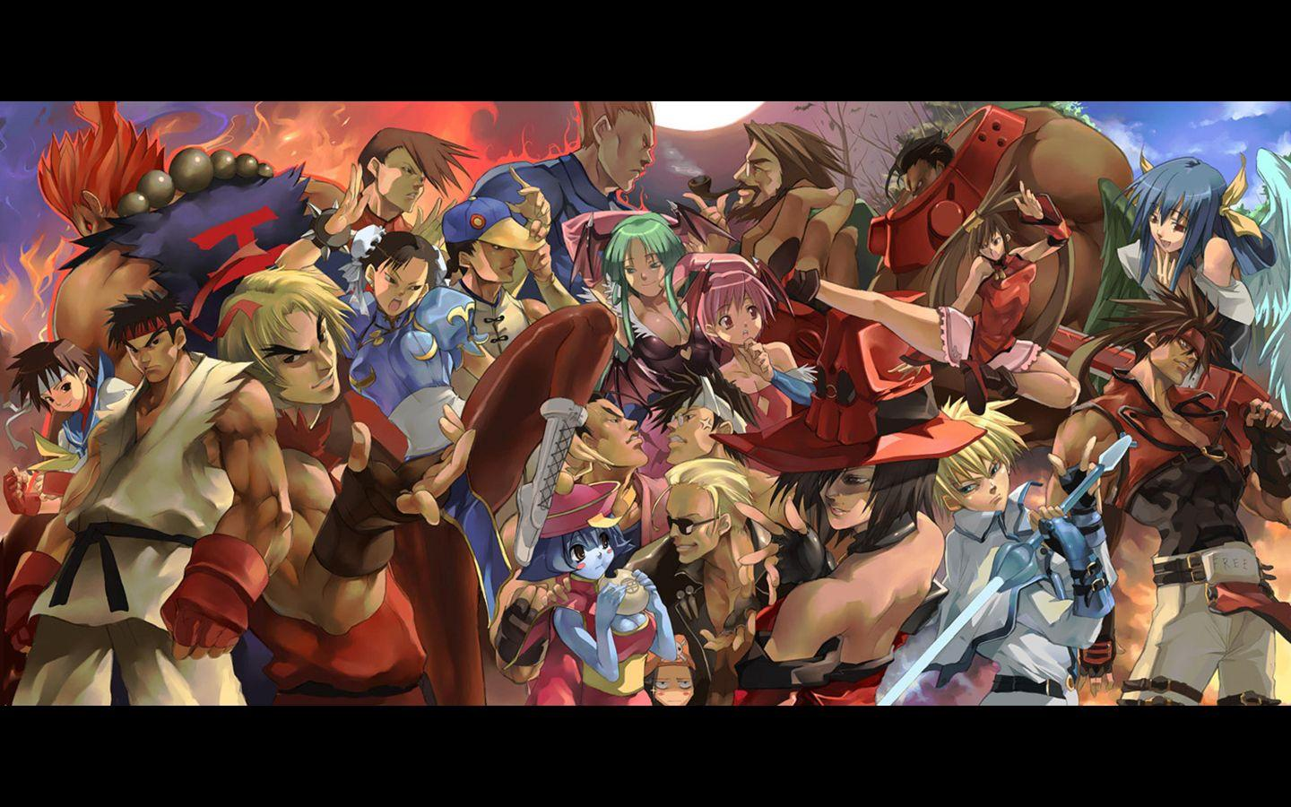 Video Game Street Fighter Wallpapers