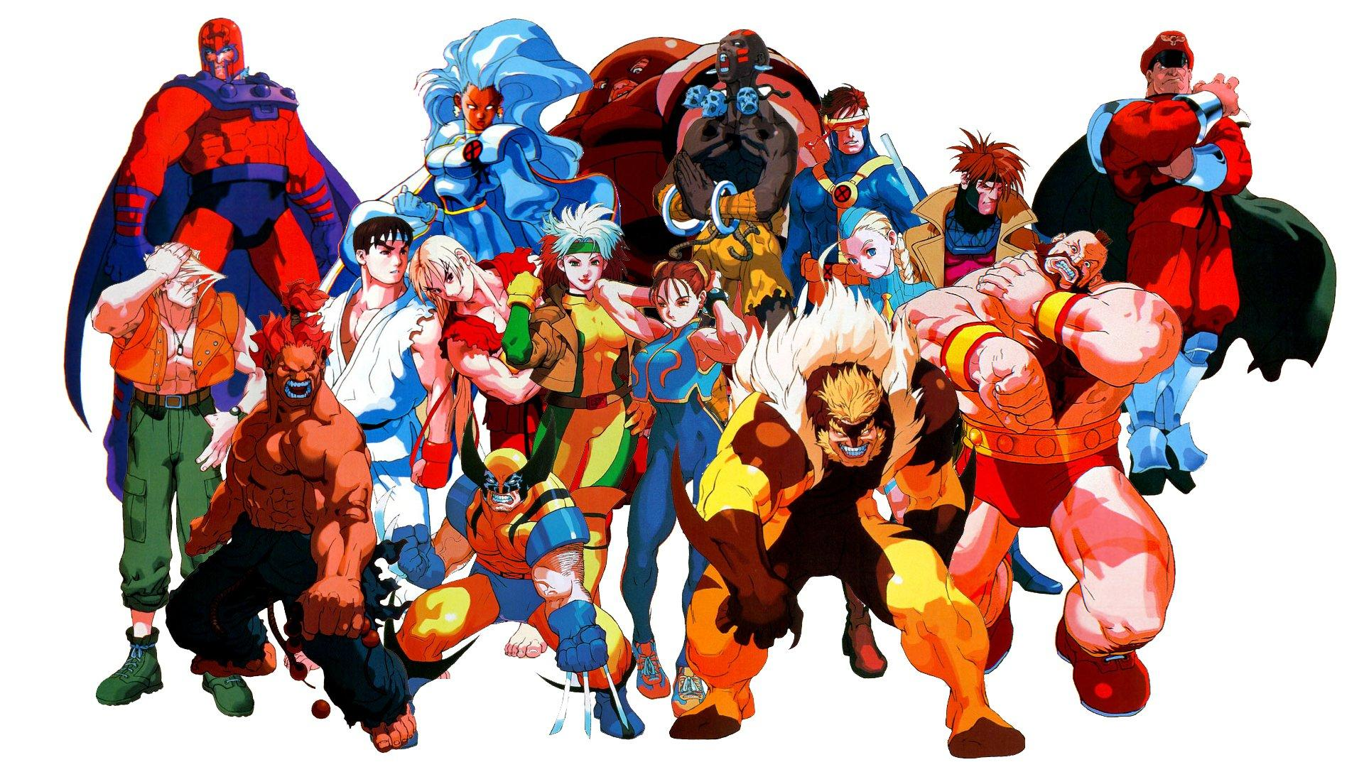 Street fighter 2 wallpapers Gallery