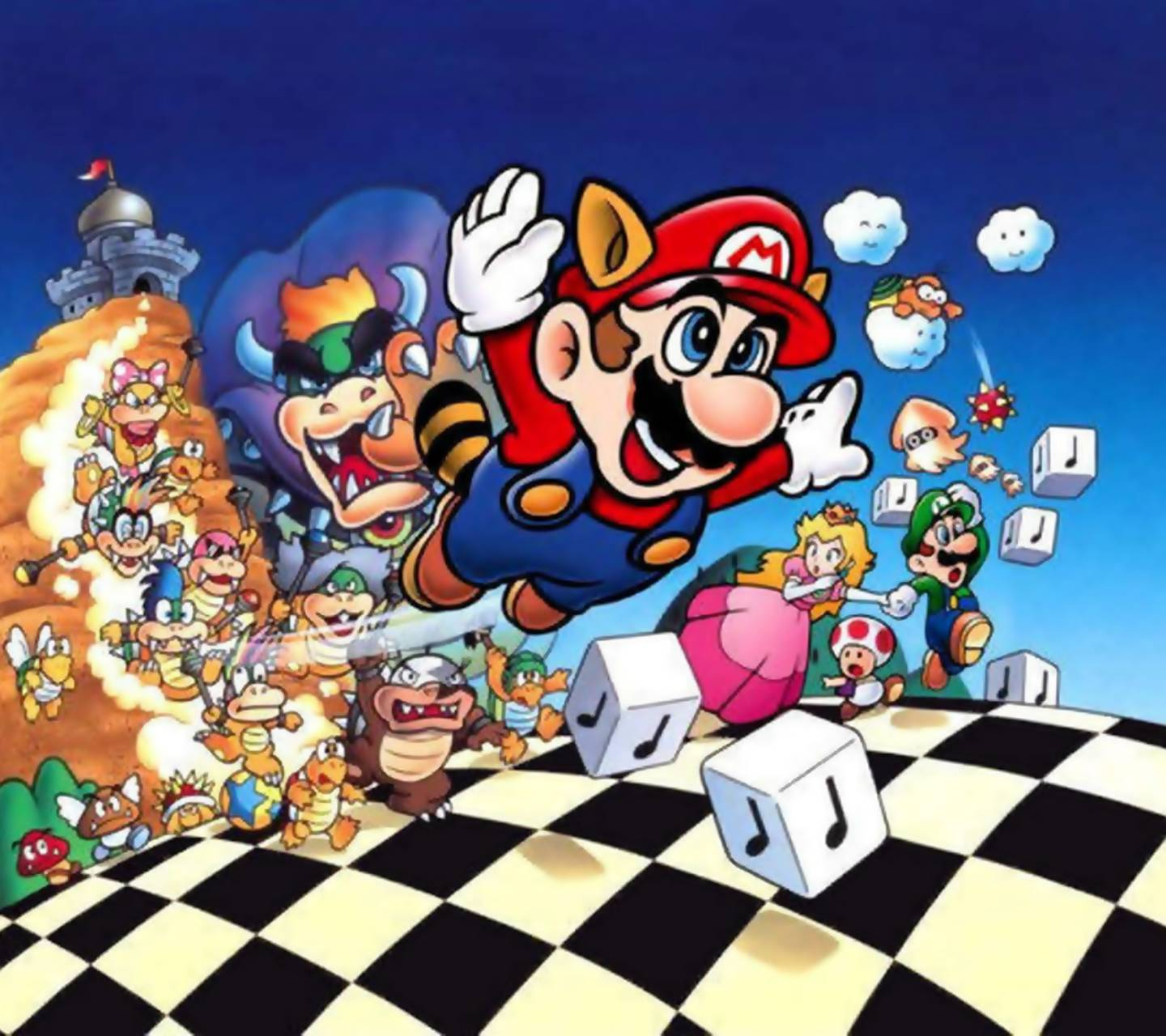 Super Mario Bros. 3 HD Wallpapers and Backgrounds Image