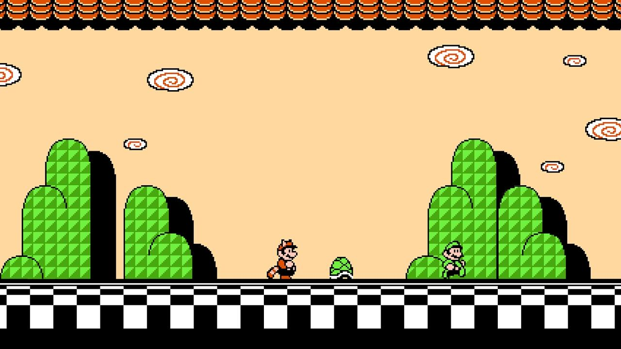 Super Mario Bros 3 Backgrounds – Phone wallpapers
