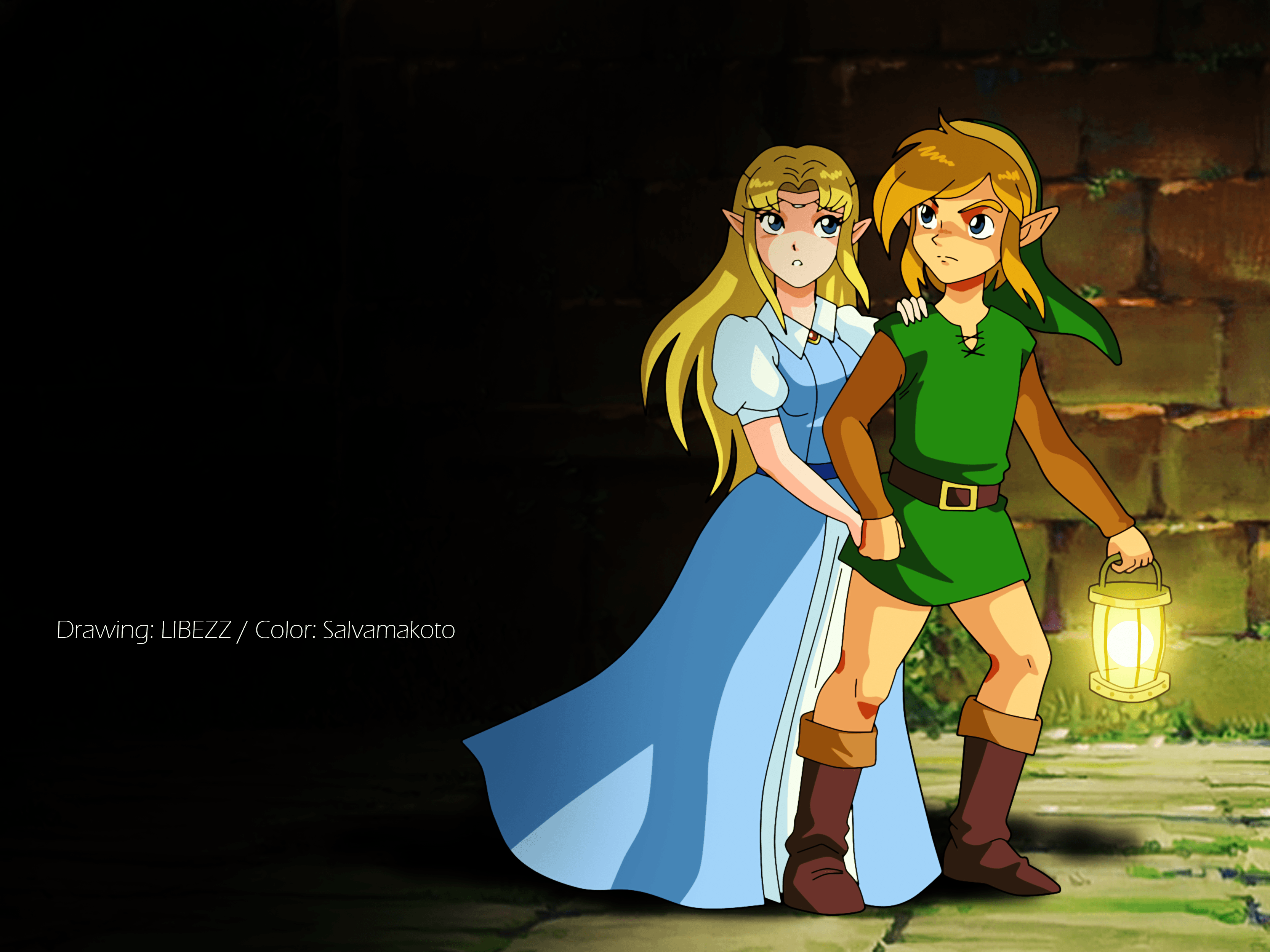 The Legend of Zelda: A Link to the Past HD Wallpapers