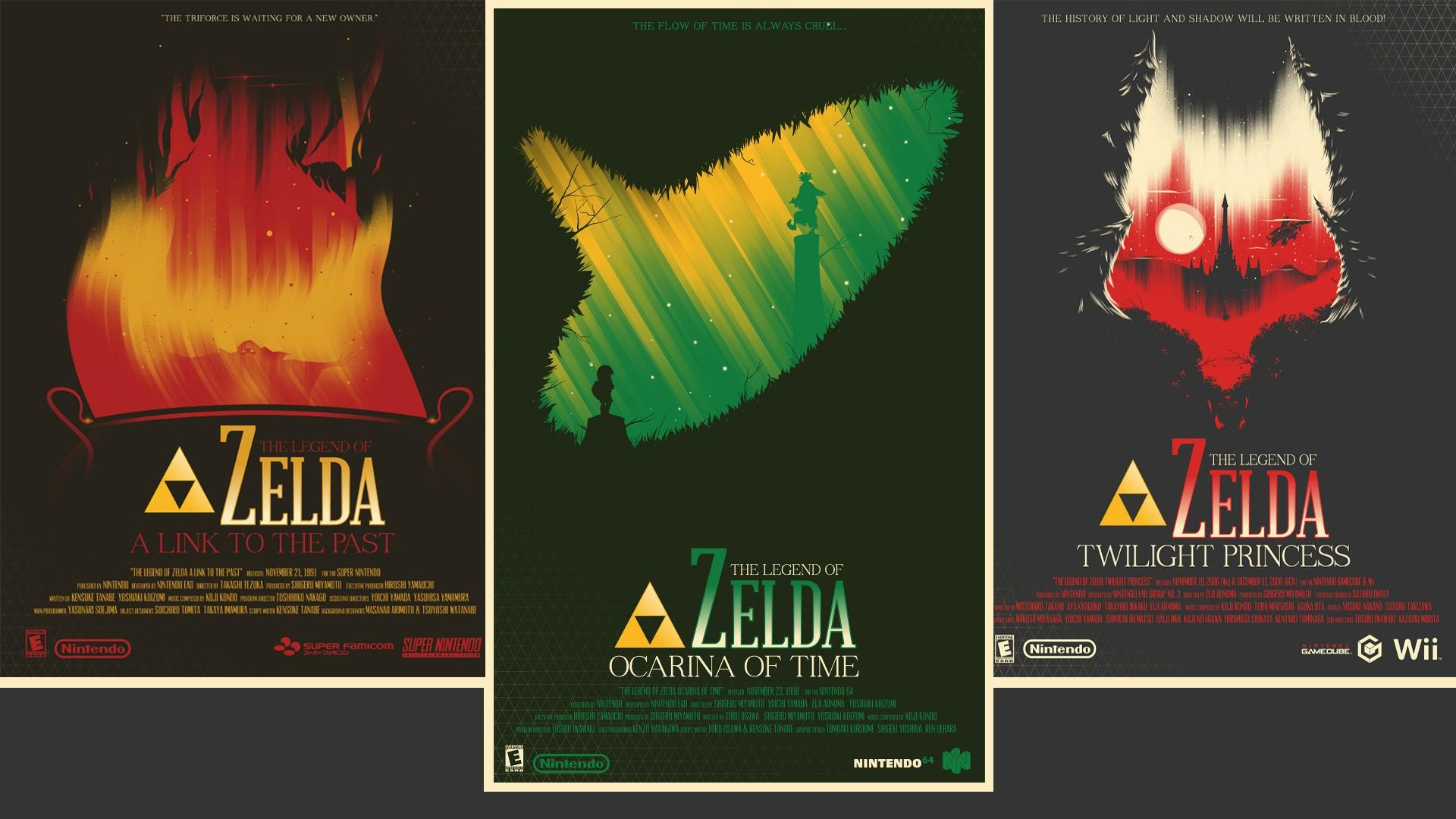 The Legend of Zelda: A Link to the Past HD Wallpapers 22
