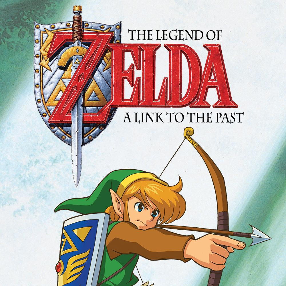 A Lenda de Zelda imagens The Legend of Zelda: A Link to the Past HD