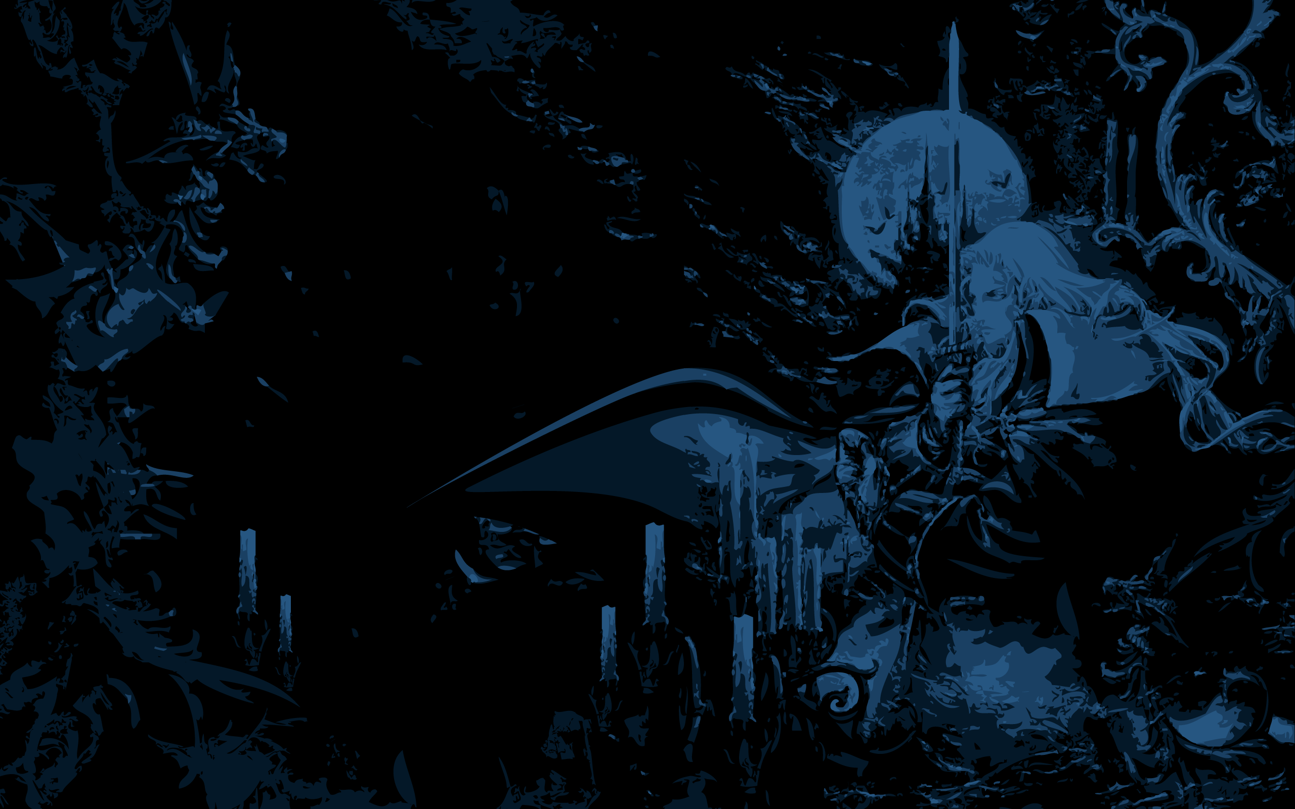 Castlevania Symphony Of The Night Wallpapers Wallpaper Cave