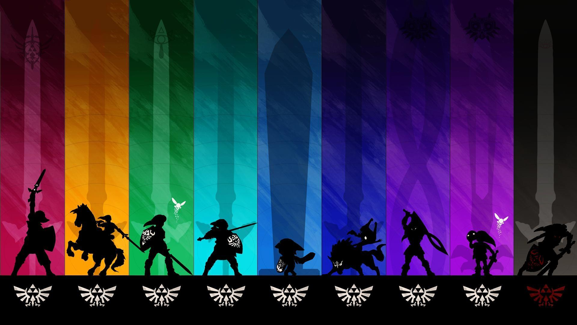 Zelda Link Wallpapers