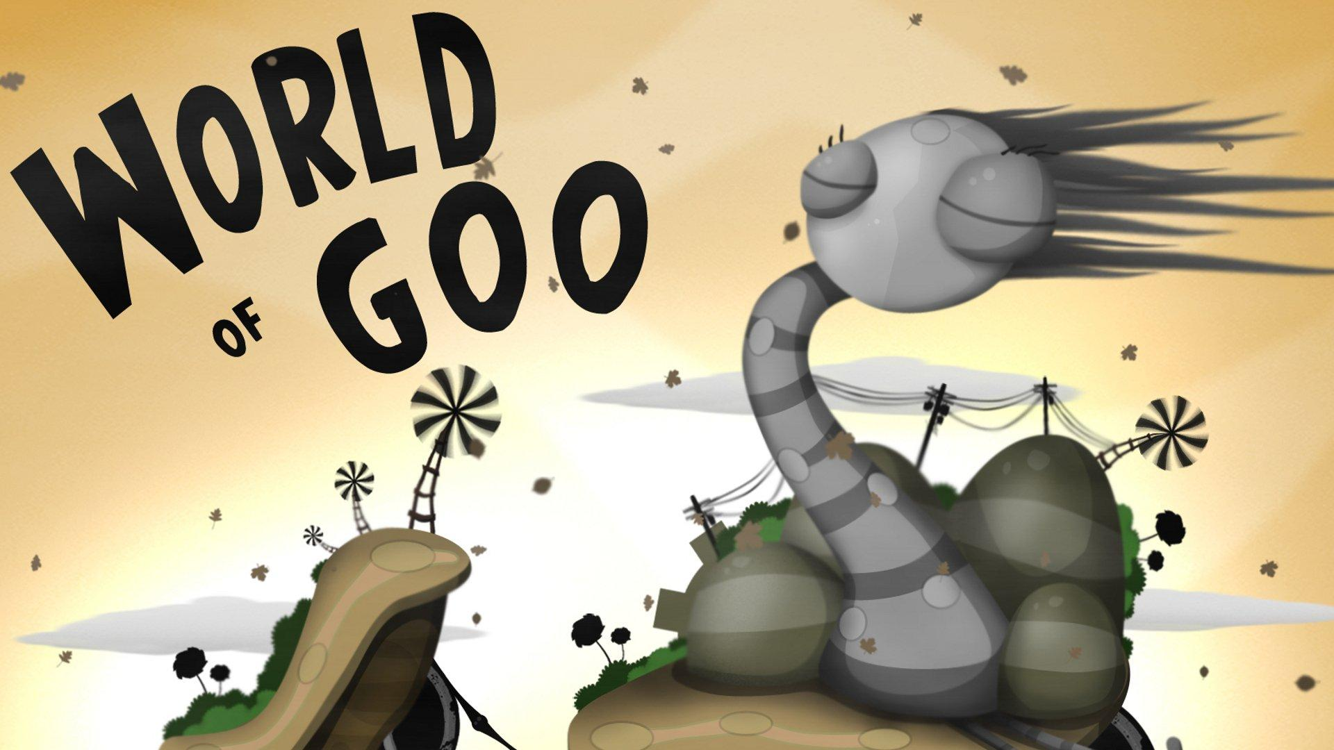 4 World of Goo HD Wallpapers