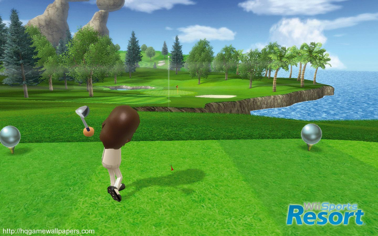 Wii Sports Wallpapers - Wallpaper Cave