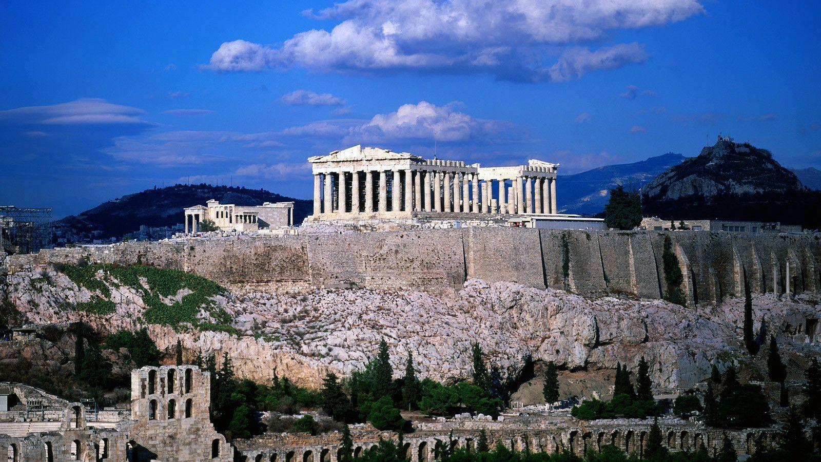Athens Wallpapers HD Backgrounds, Images, Pics, Photos Free Download ...