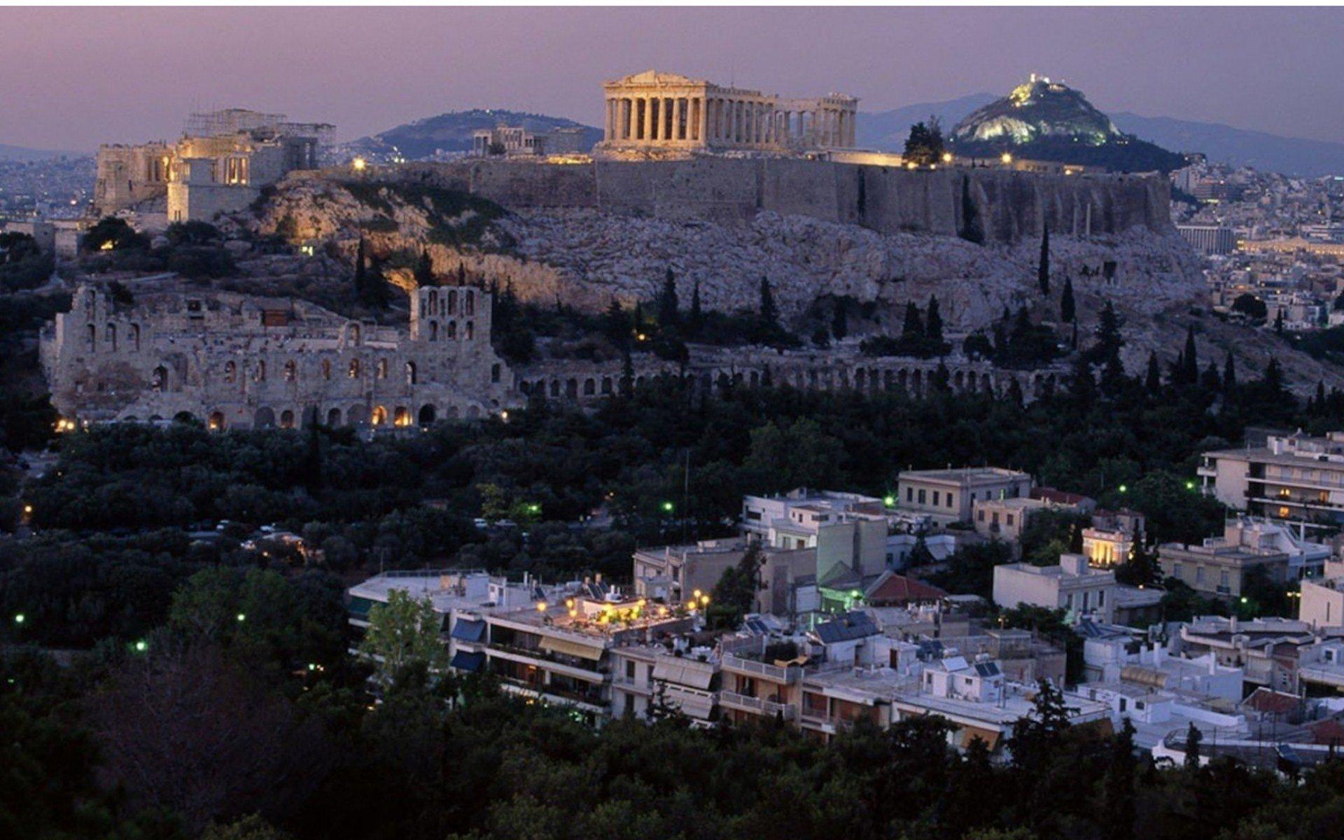Athens HD Wallpaper | Background Image | 1920x1200 | ID:479424 ...